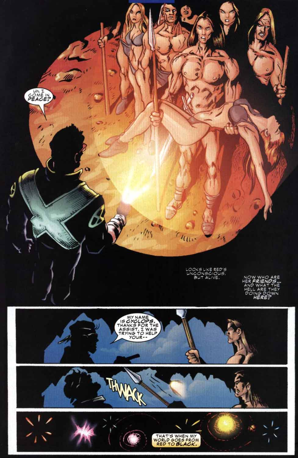 Read online Cyclops (2001) comic -  Issue #3 - 8