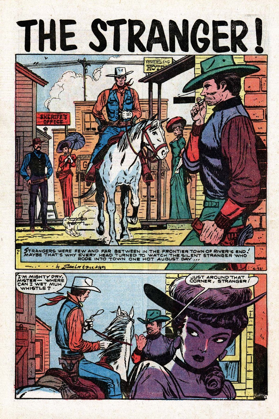 The Mighty Marvel Western issue 15 - Page 30