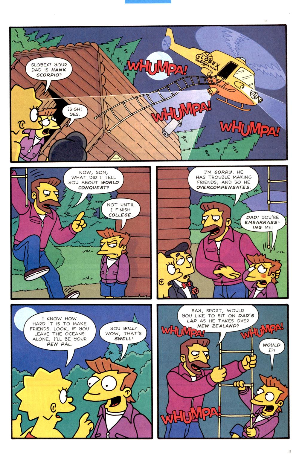 Read online Simpsons Comics comic -  Issue #82 - 27