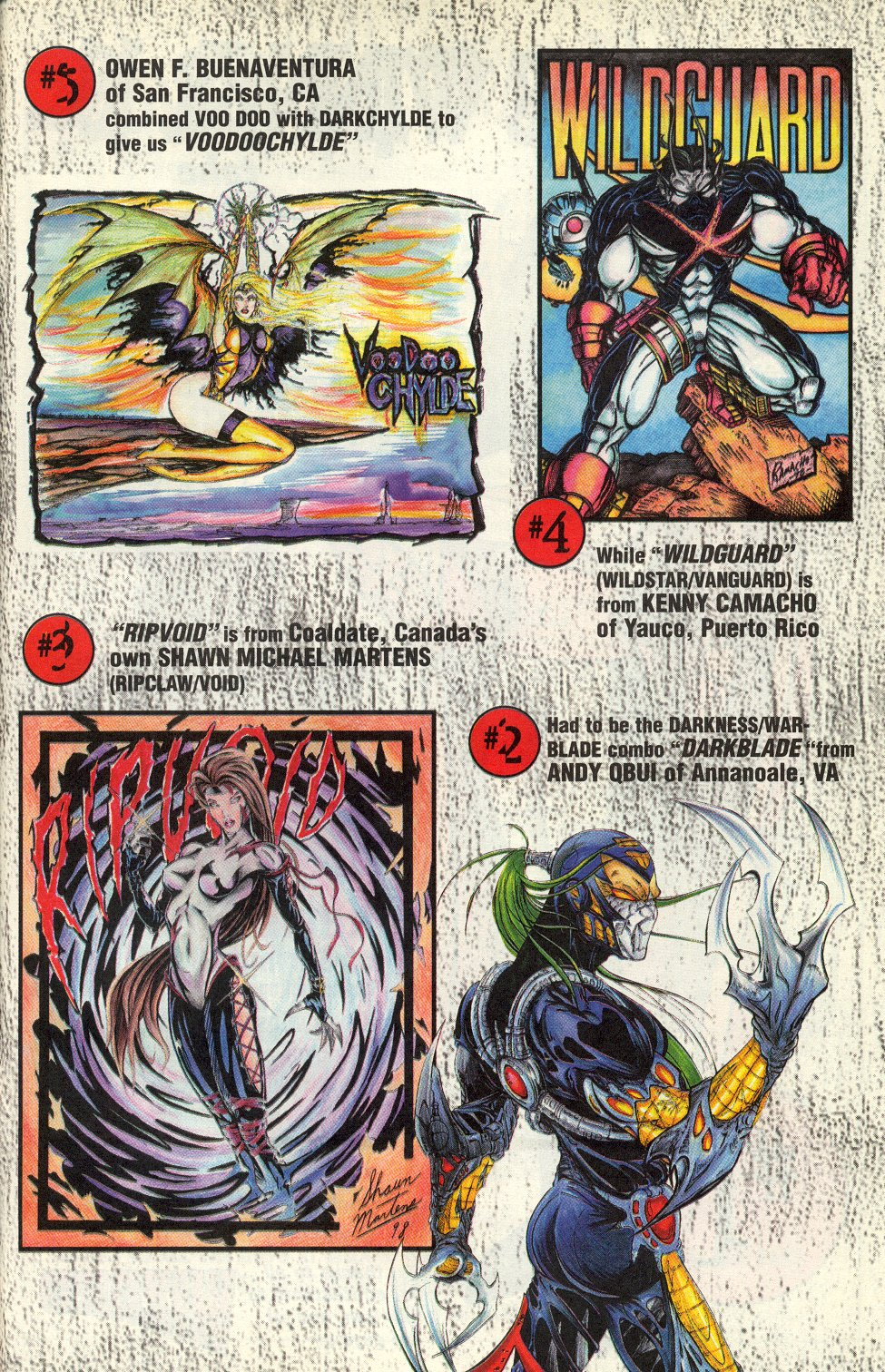Read online Altered Image comic -  Issue #2 - 32