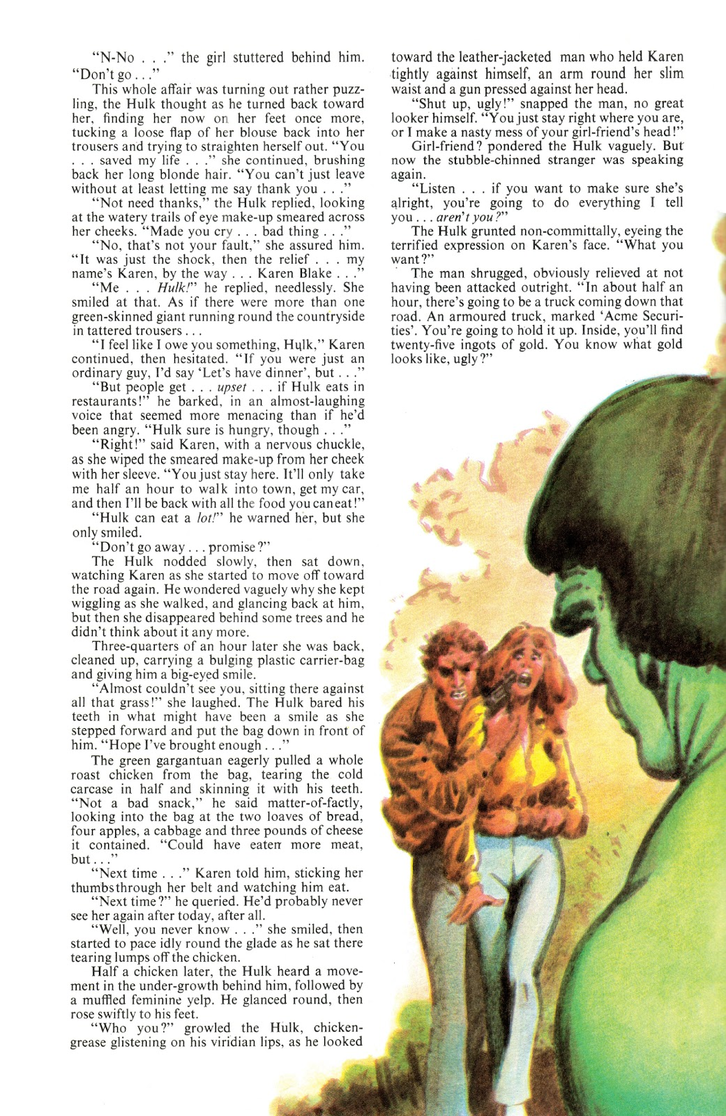 Read online Hulk: From The Marvel UK Vaults comic -  Issue # TPB (Part 2) - 71