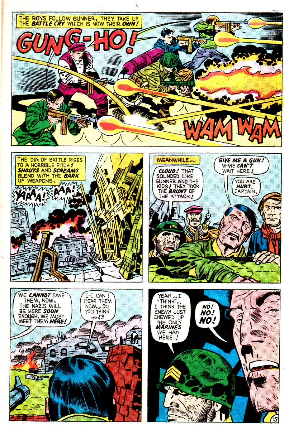 Our Fighting Forces (1954) issue 162 - Page 26