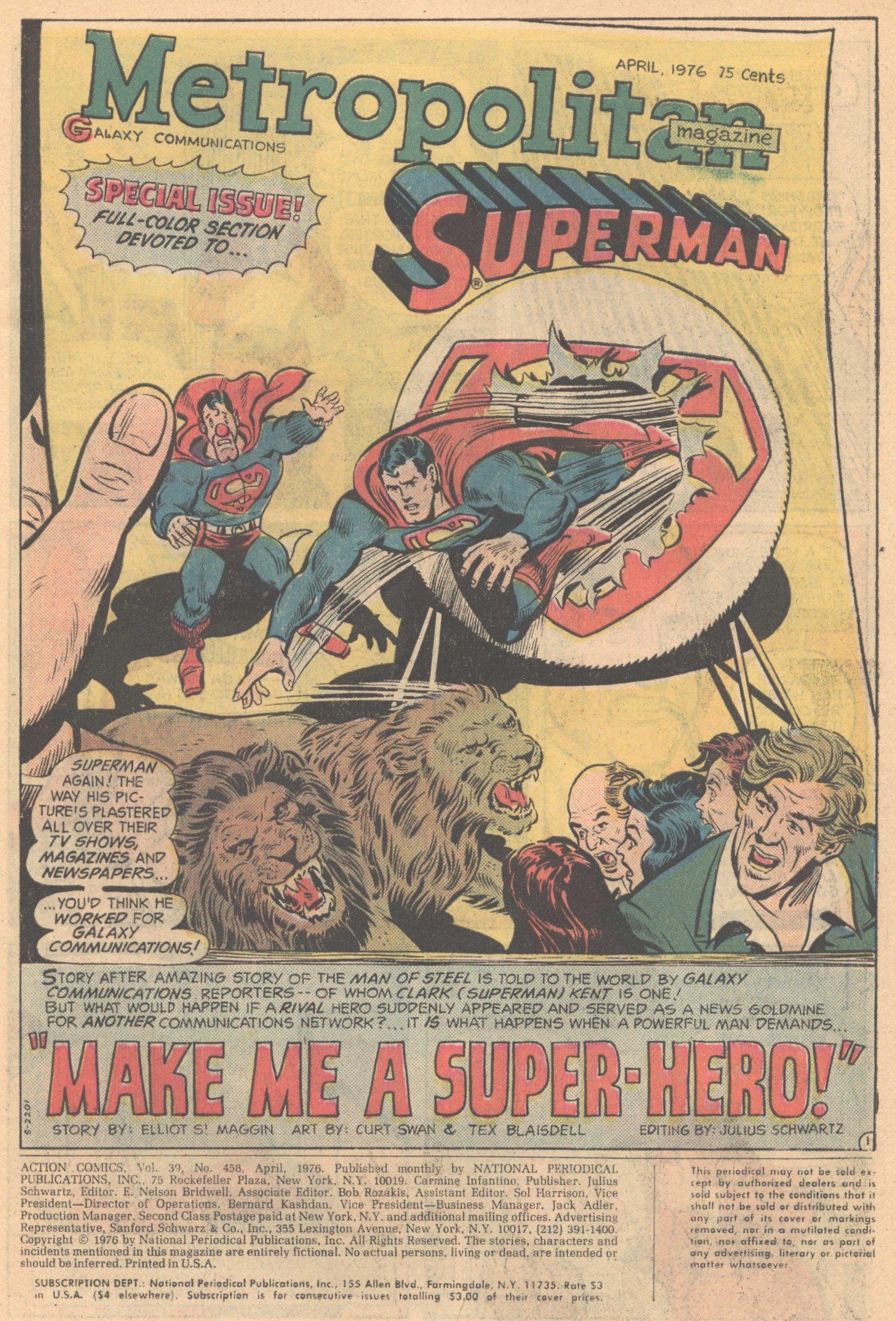Action Comics (1938) 458 Page 2