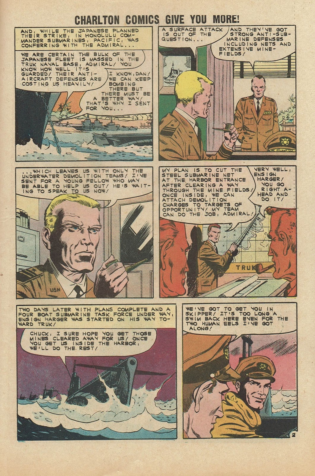 Read online Fightin' Navy comic -  Issue #104 - 27