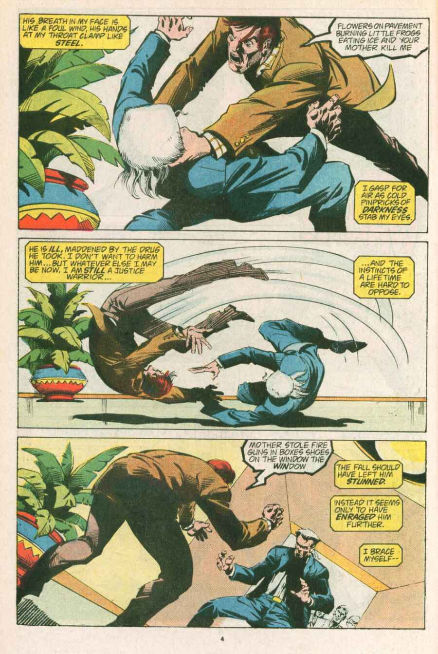 Read online Justice (1986) comic -  Issue #13 - 5