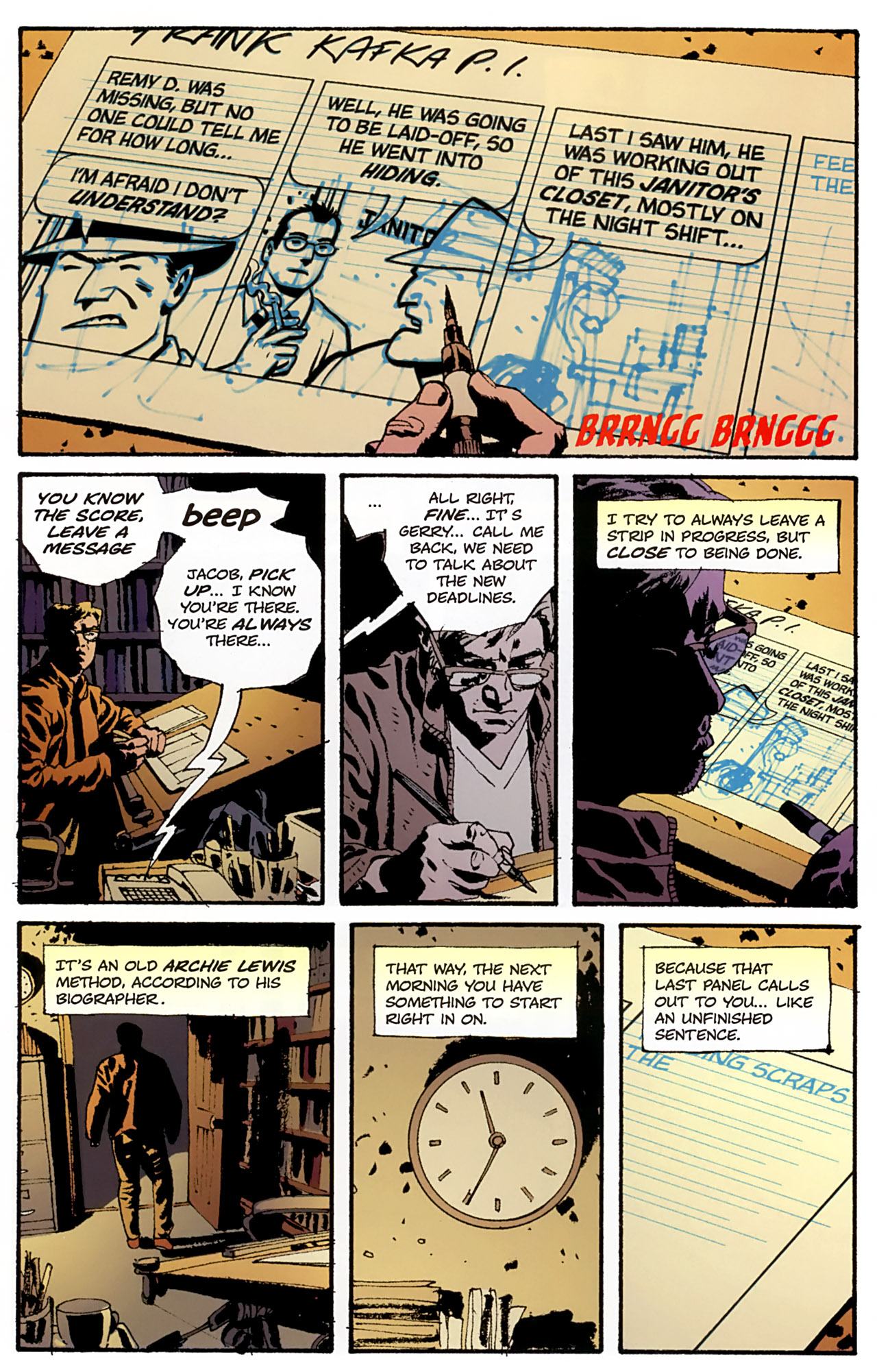 Read online Criminal (2008) comic -  Issue #4 - 6