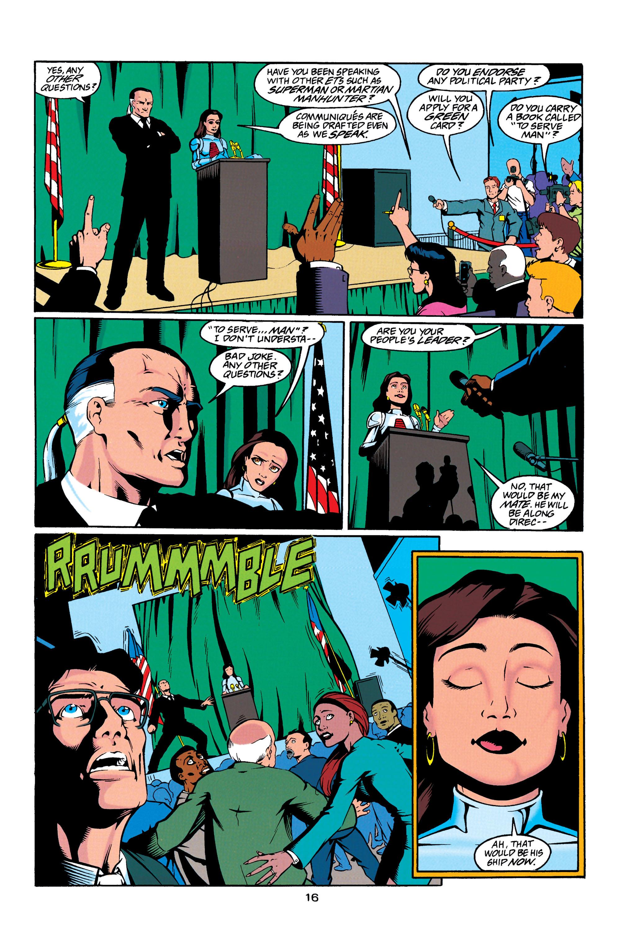 Read online Aquaman (1994) comic -  Issue #23 - 16