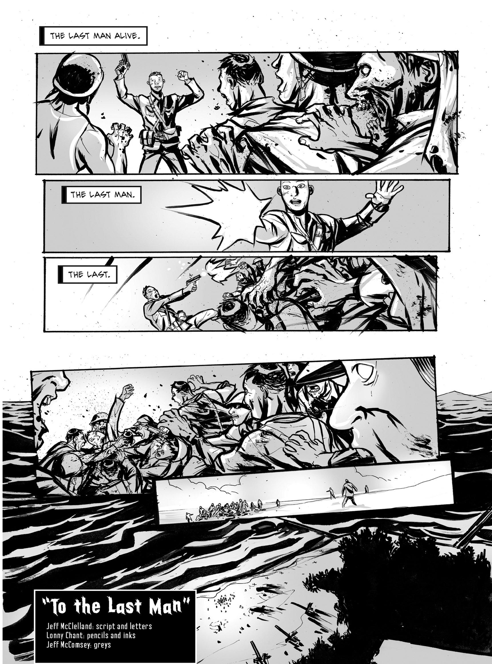 Read online FUBAR comic -  Issue #3 - 297