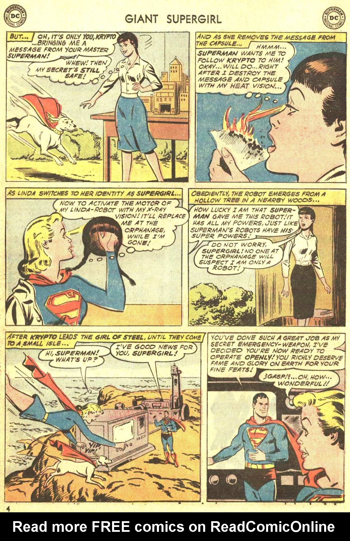 Read online Action Comics (1938) comic -  Issue #360 - 5