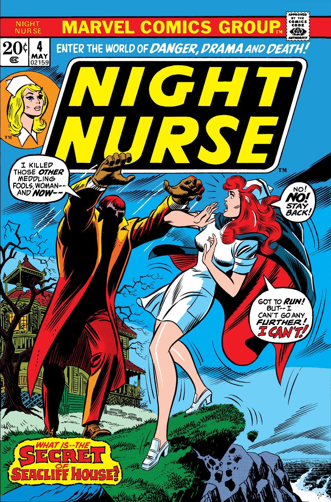 Night Nurse (1972) issue 4 - Page 1