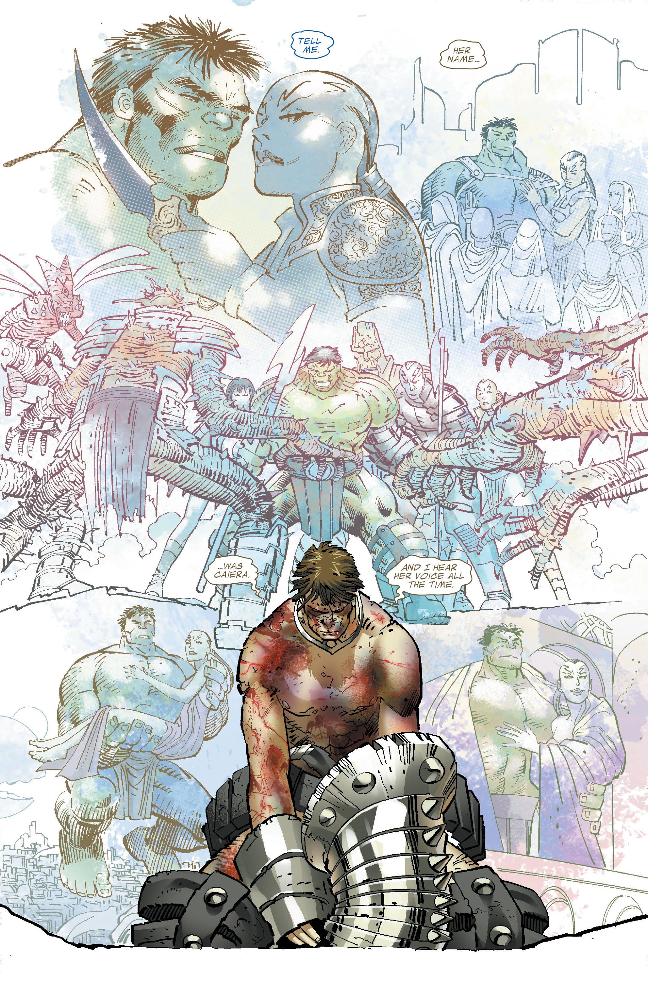 Read online World War Hulk comic -  Issue #3 - 15