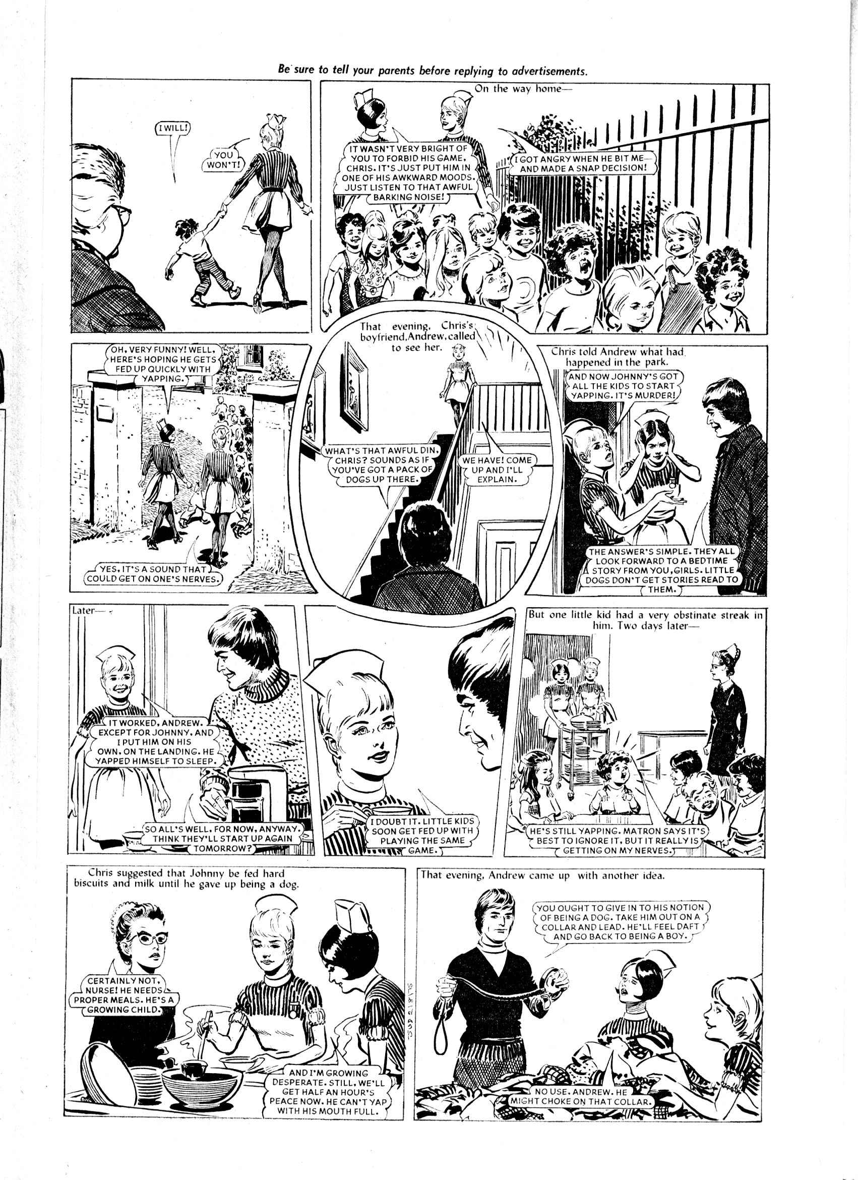 Read online Judy comic -  Issue #812 - 3