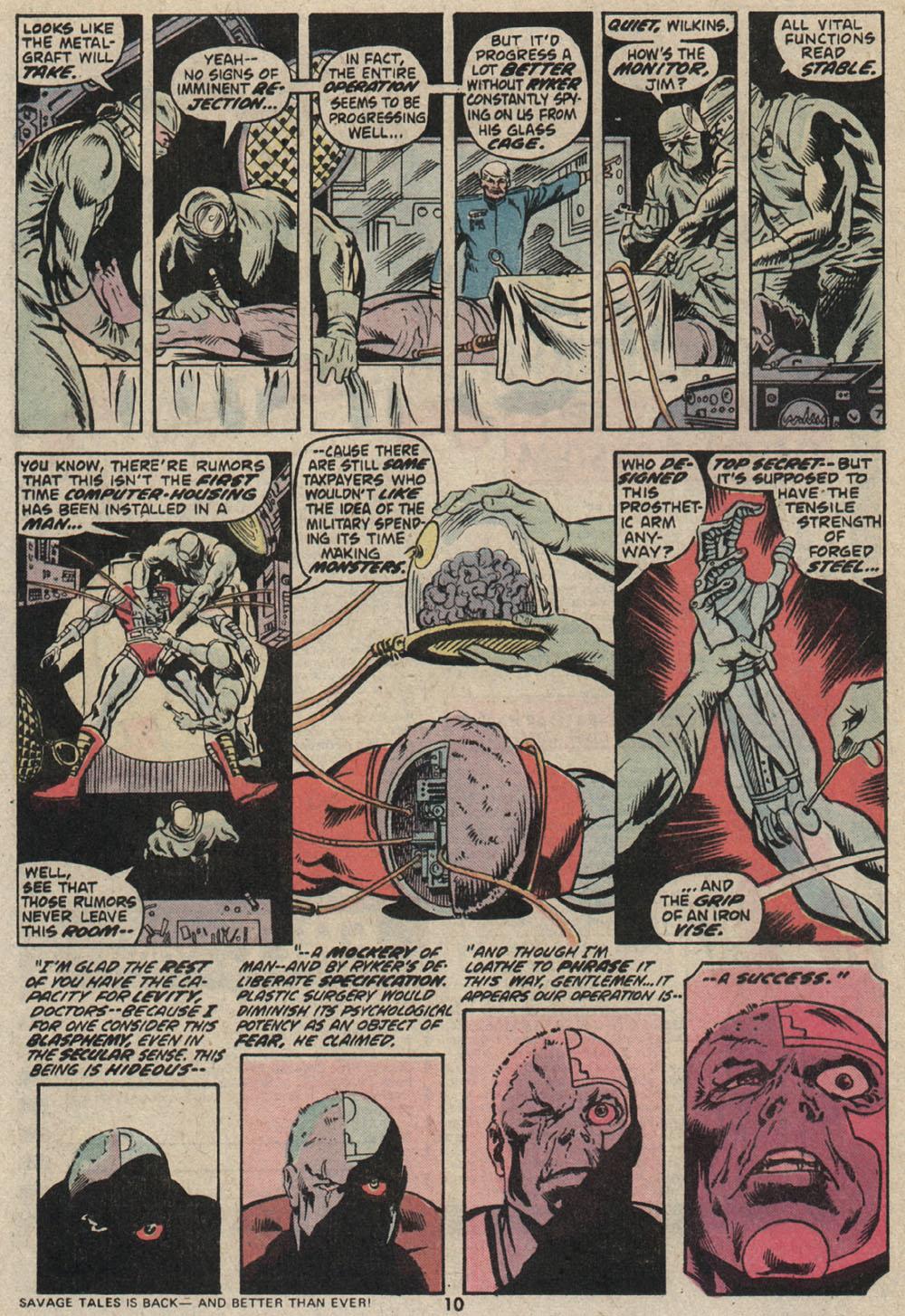 Read online Astonishing Tales (1970) comic -  Issue #25 - 7