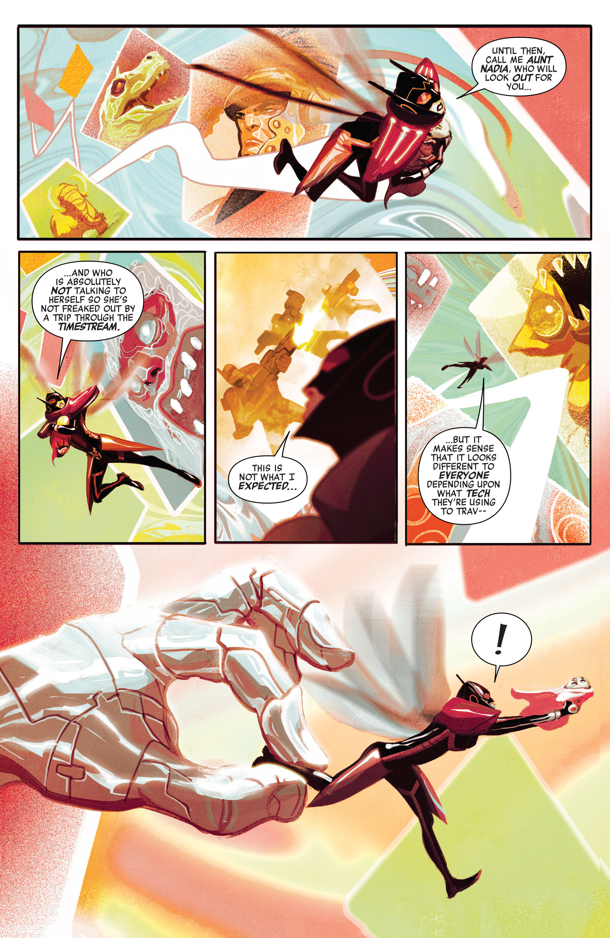 Read online Avengers (2016) comic -  Issue #3 - 4