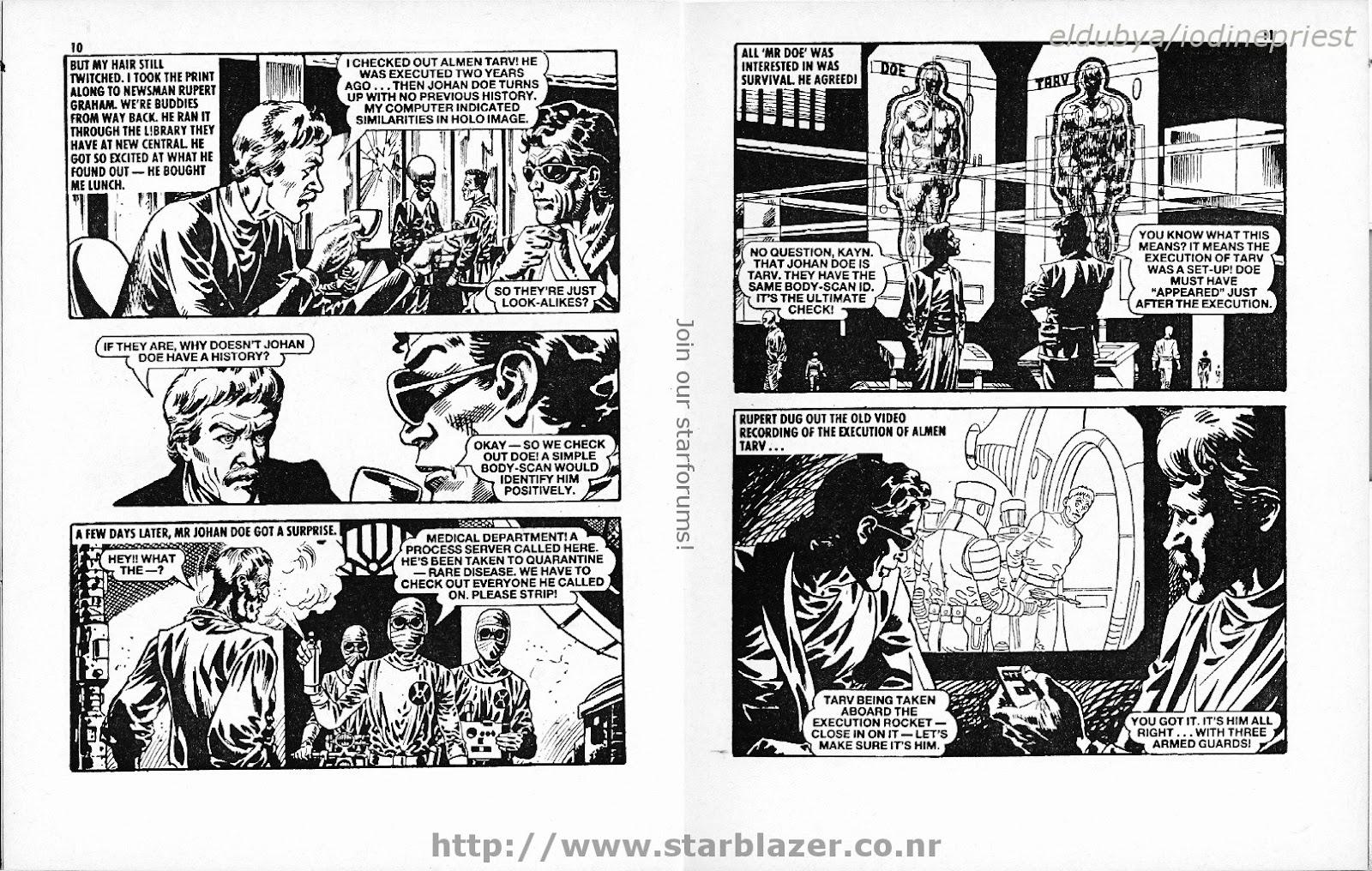 Starblazer issue 207 - Page 7