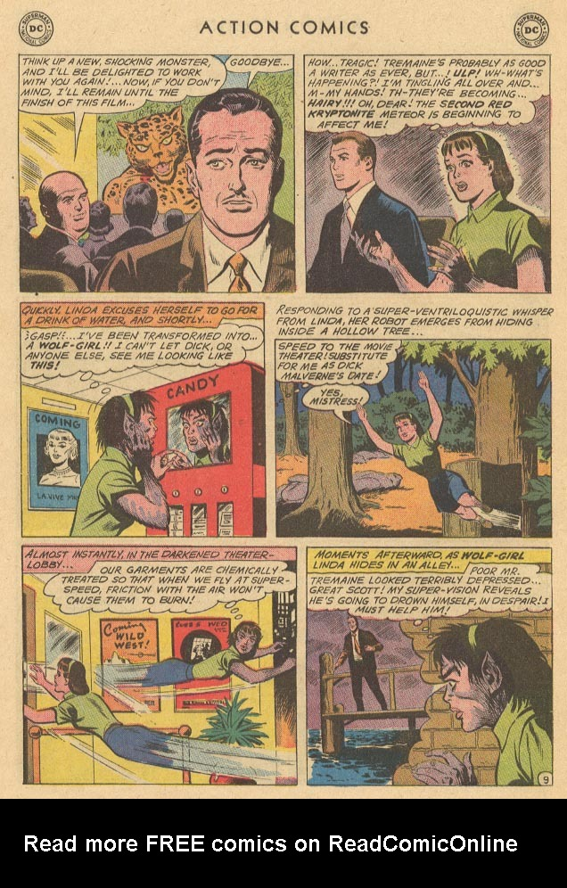 Read online Action Comics (1938) comic -  Issue #283 - 28
