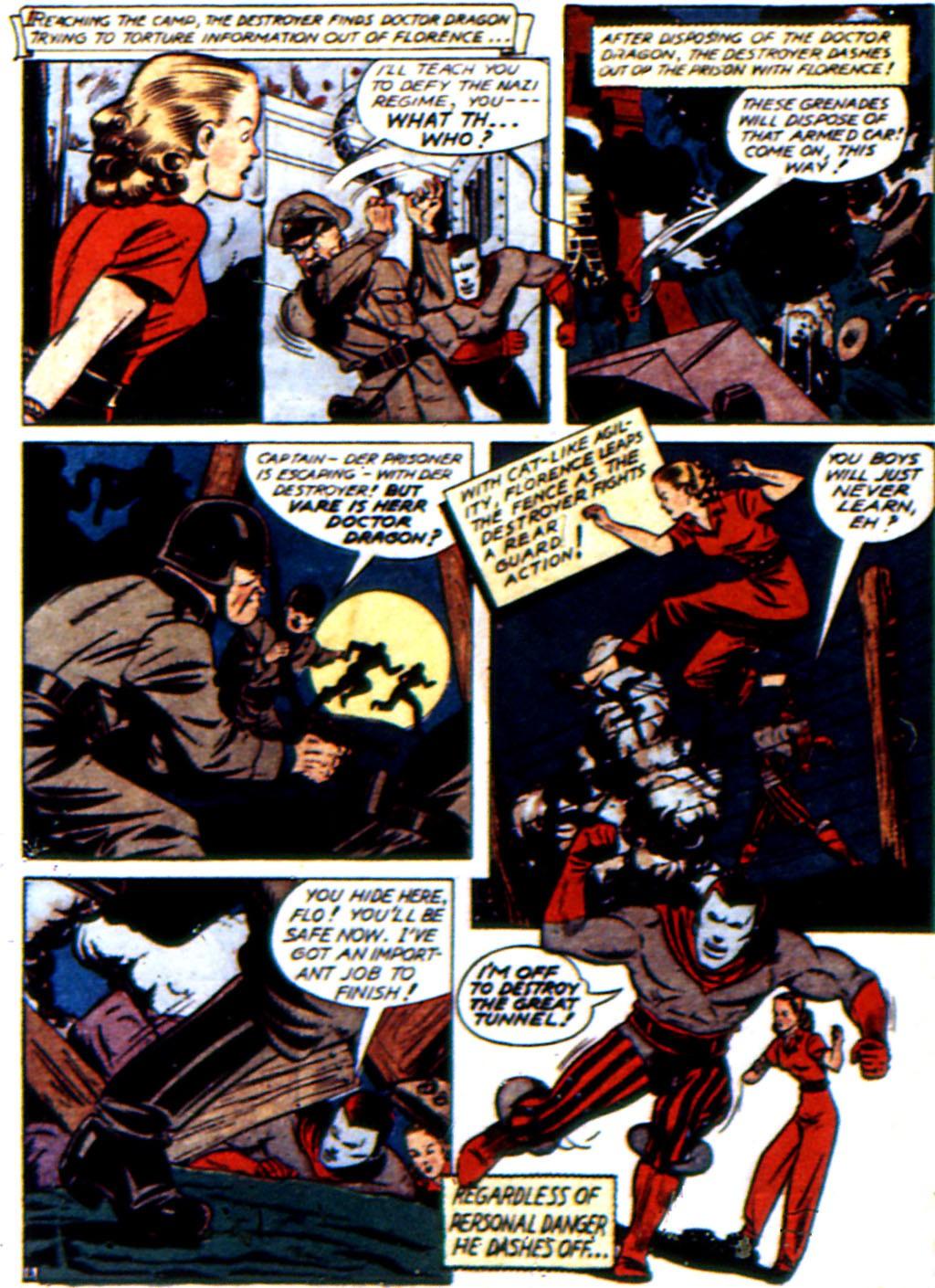 Read online All-Winners Comics comic -  Issue #3 - 63