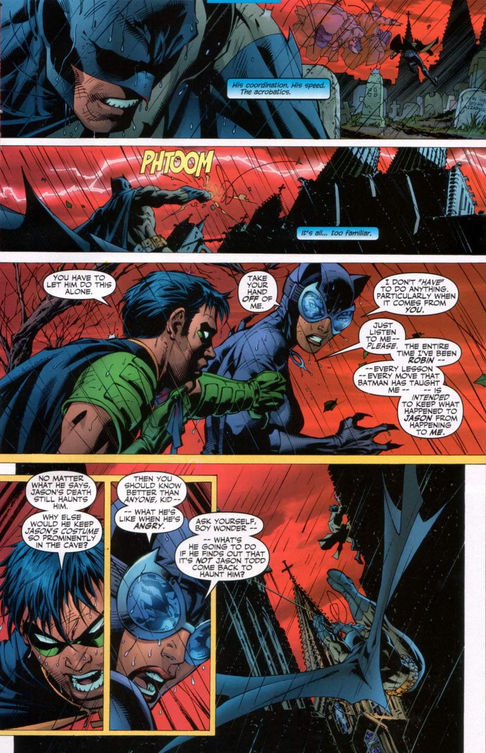 Read online Batman: Hush comic -  Issue #11 - 10