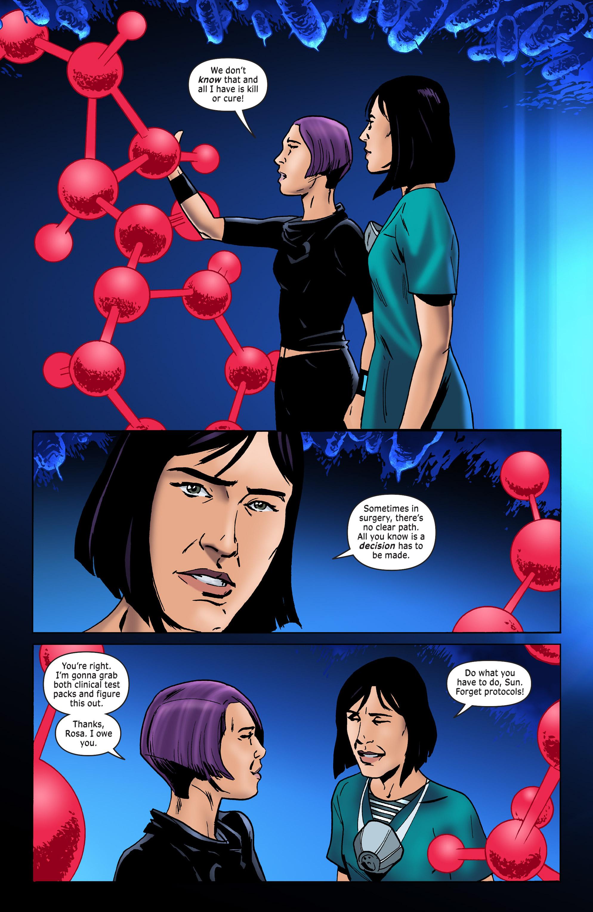 Read online Surgeon X Special: Trial & Error comic -  Issue # Full - 8