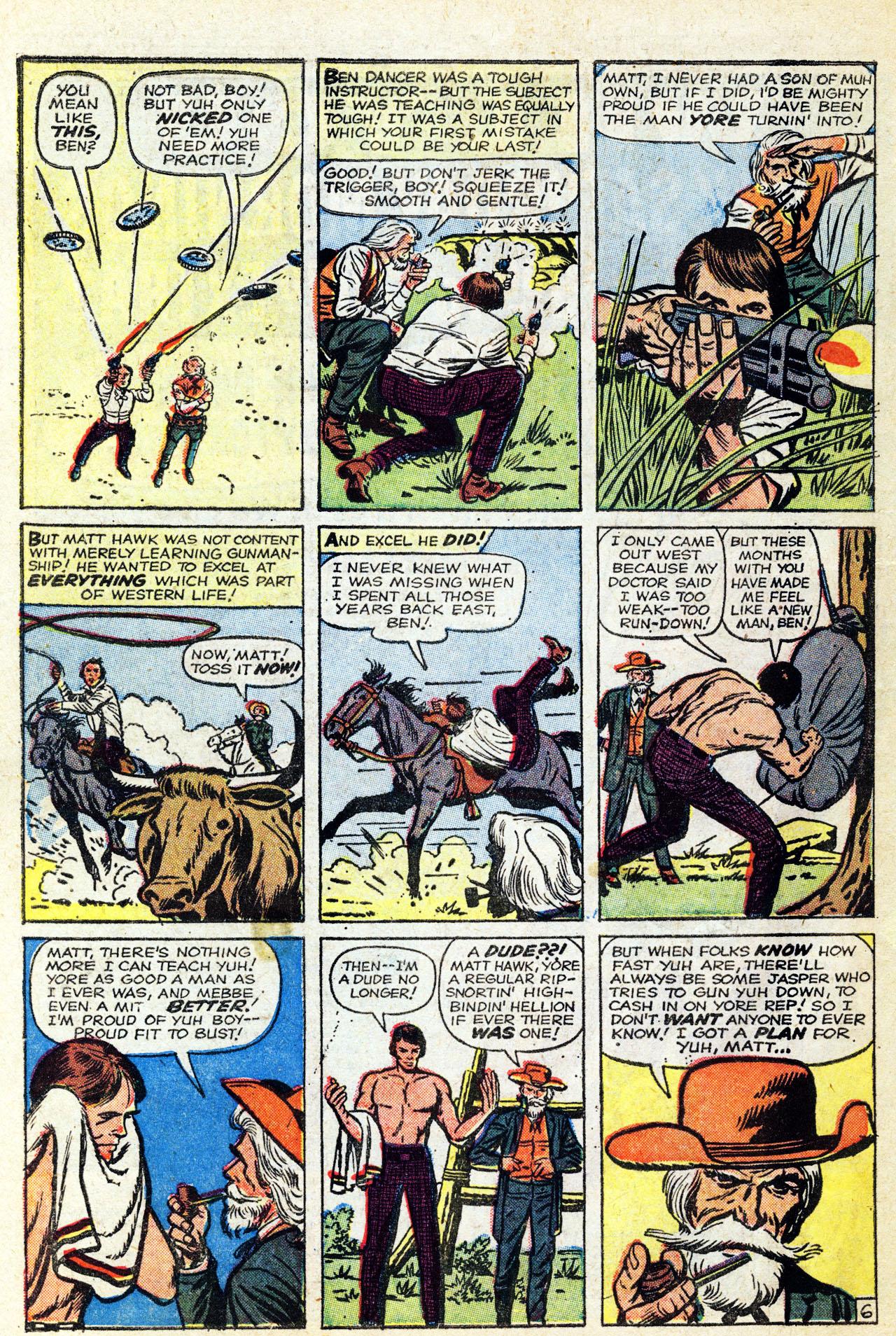 Read online Two-Gun Kid comic -  Issue #60 - 10