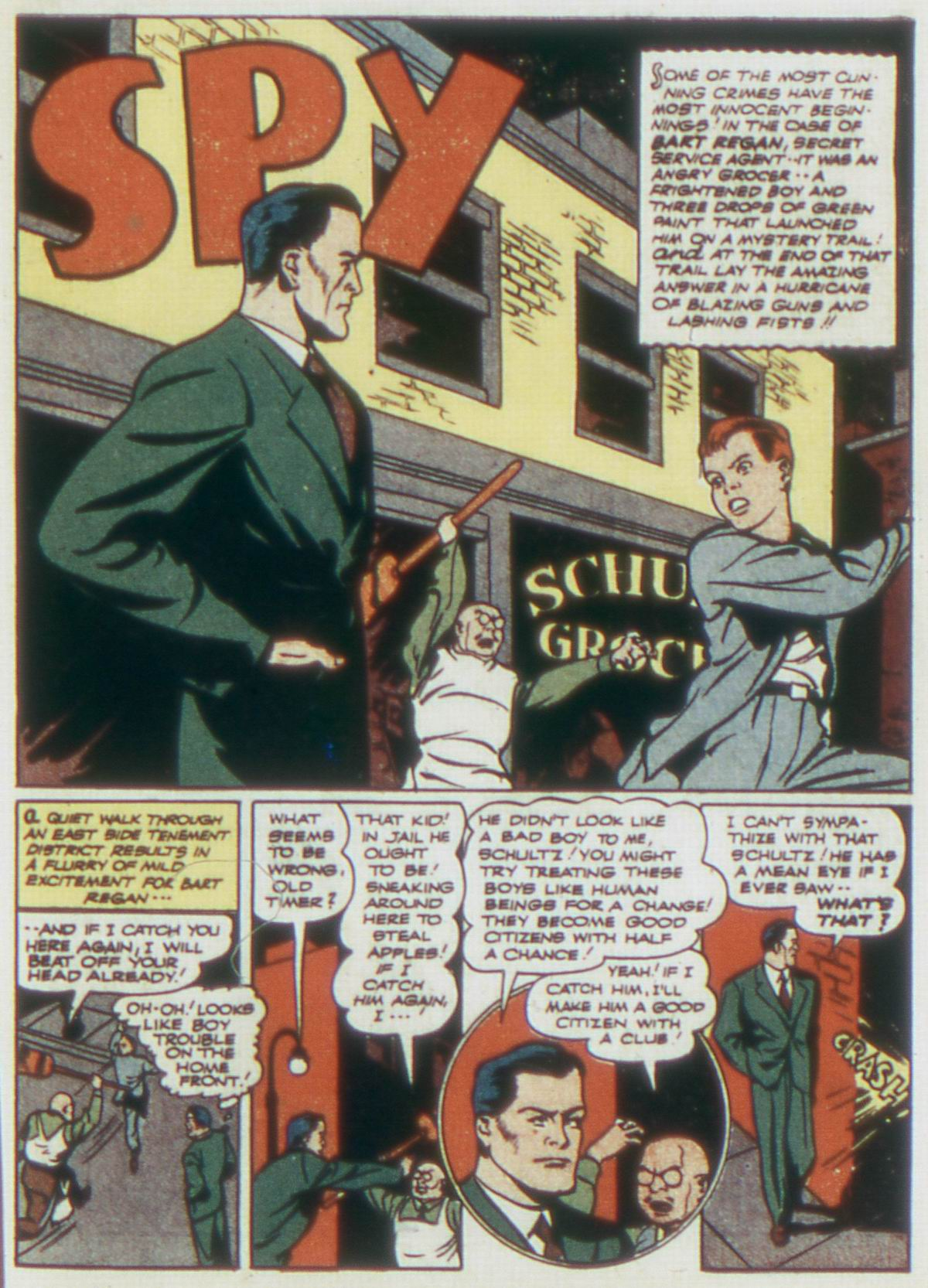 Read online Detective Comics (1937) comic -  Issue #62 - 17