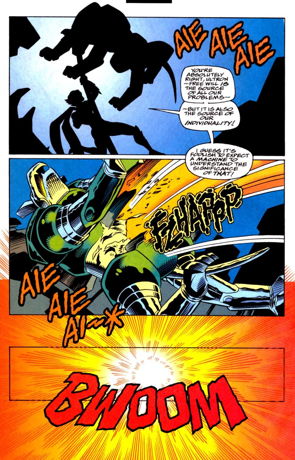 Read online Blackwulf comic -  Issue #4 - 20