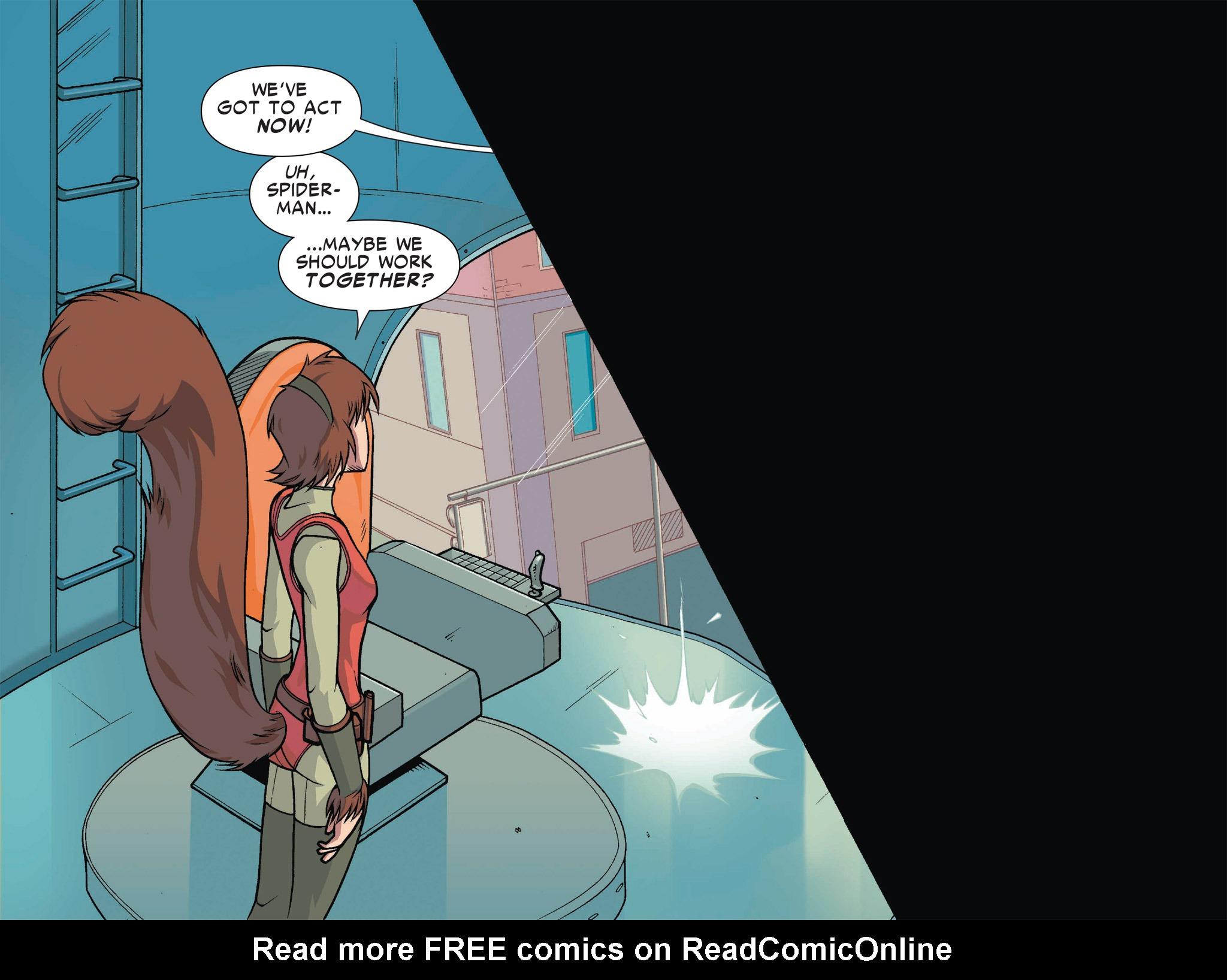 Read online Ultimate Spider-Man (Infinite Comics) (2016) comic -  Issue #1 - 26