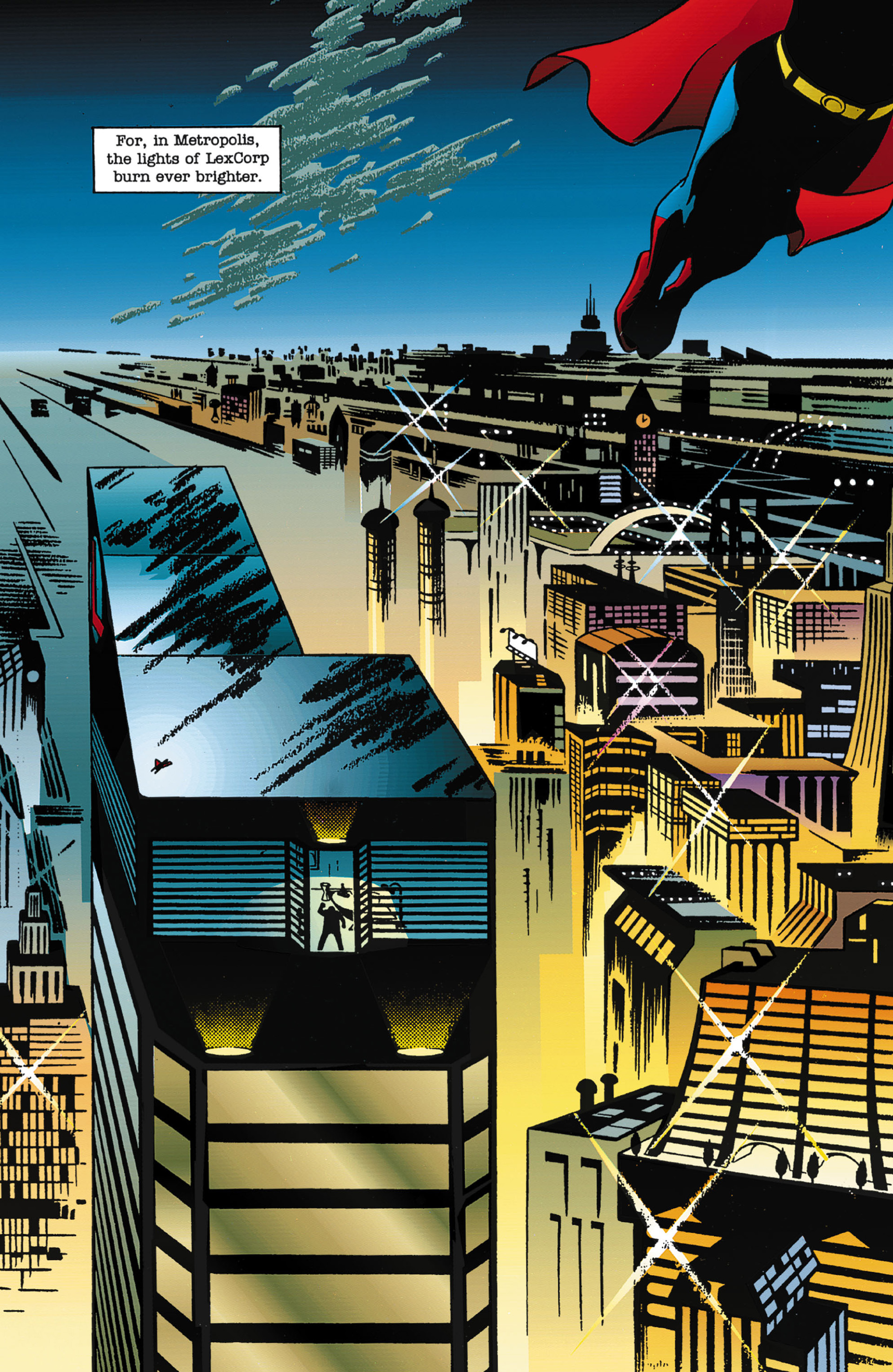 Read online World's Finest (1990) comic -  Issue #3 - 47