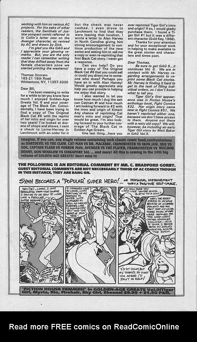 Femforce Issue #94 #94 - English 28