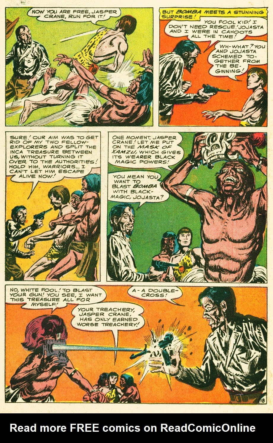 Bomba, The Jungle Boy issue 1 - Page 24