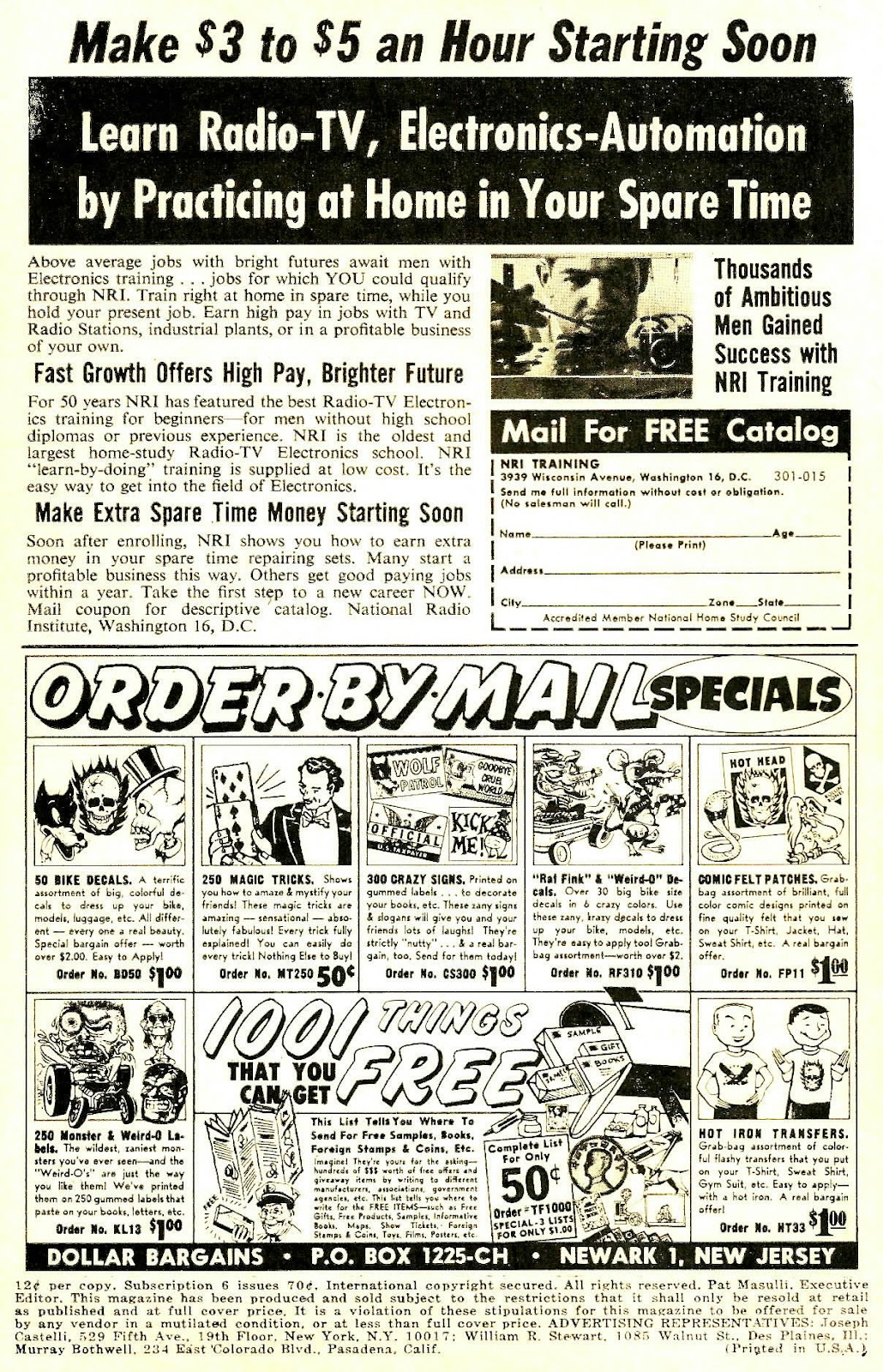 Read online Fightin' Navy comic -  Issue #119 - 2