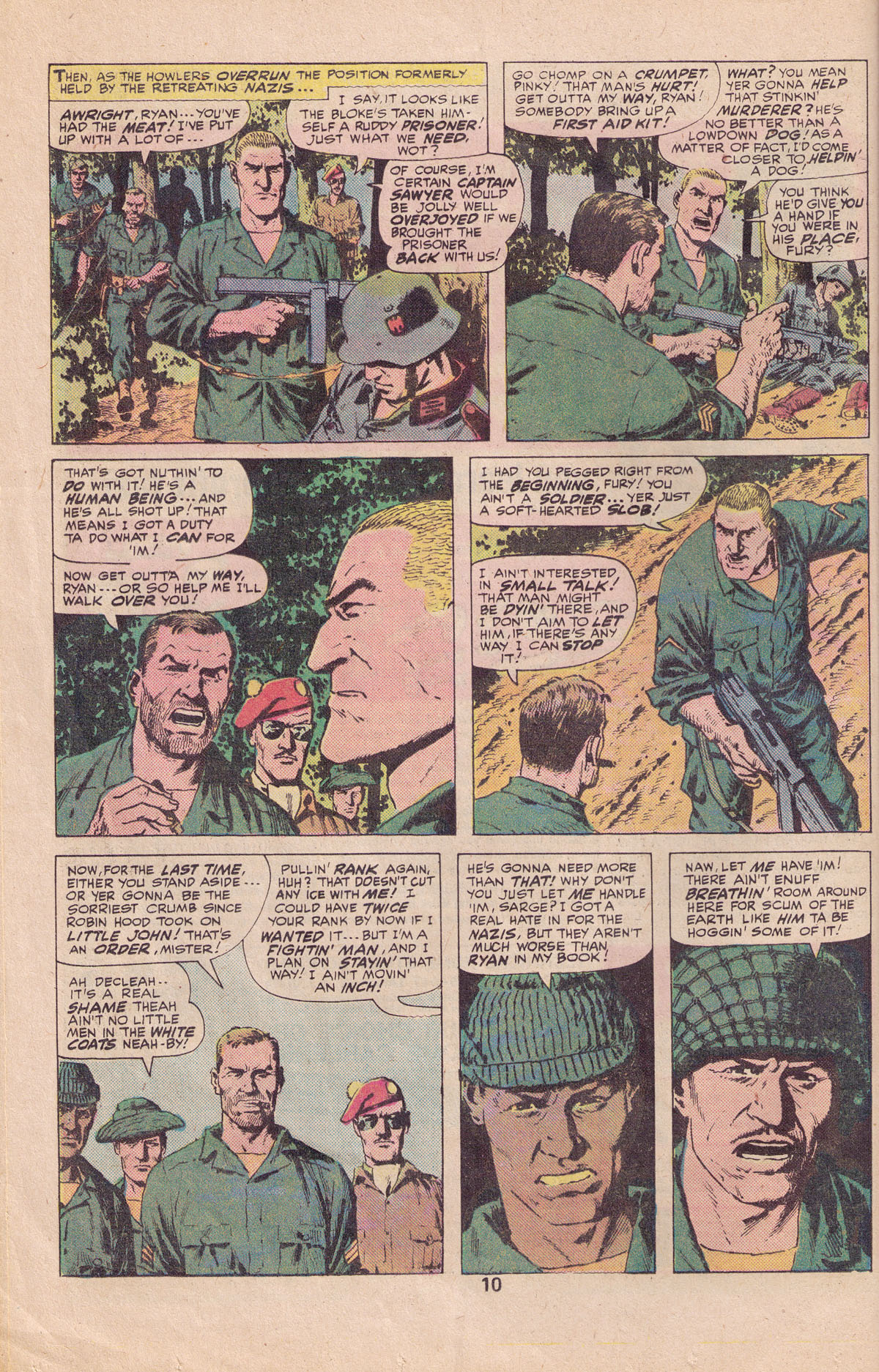 Read online Sgt. Fury comic -  Issue #140 - 12