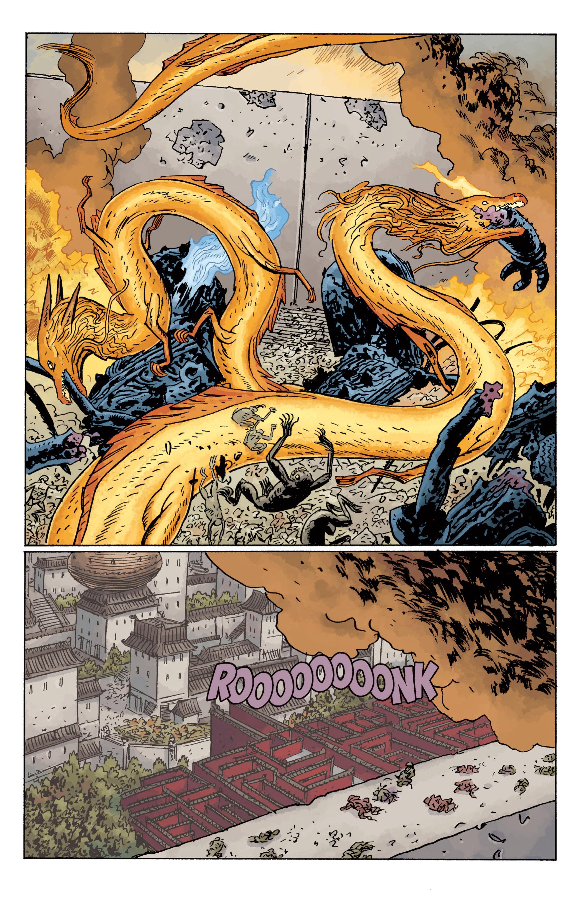 Read online B.P.R.D. (2003) comic -  Issue # TPB 11 - 112