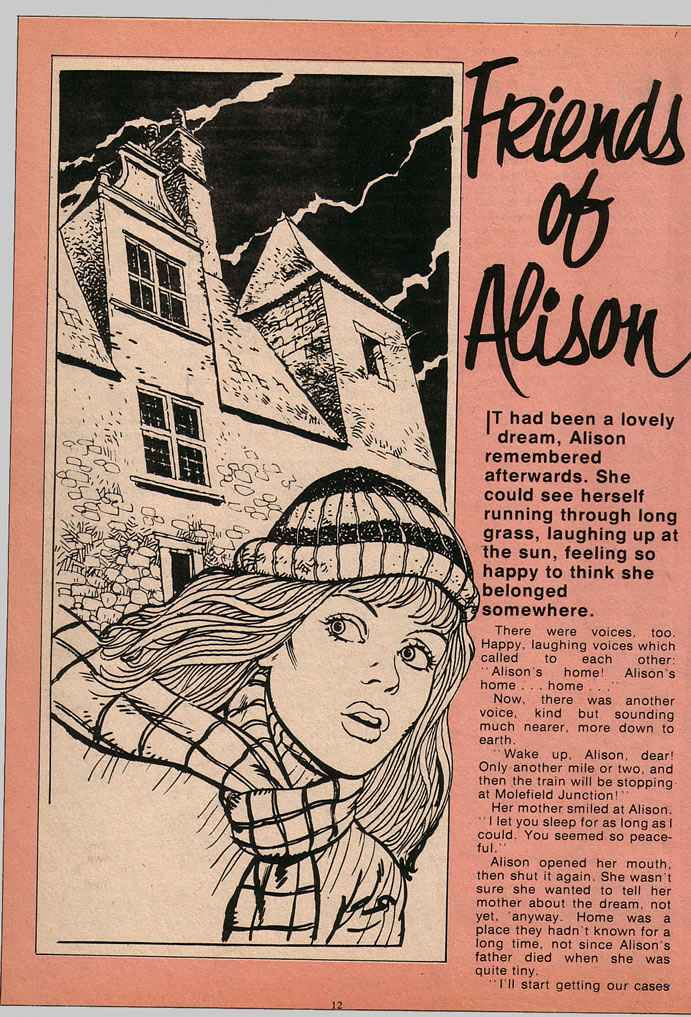 Read online Misty comic -  Issue # _Annual 1979 - 12