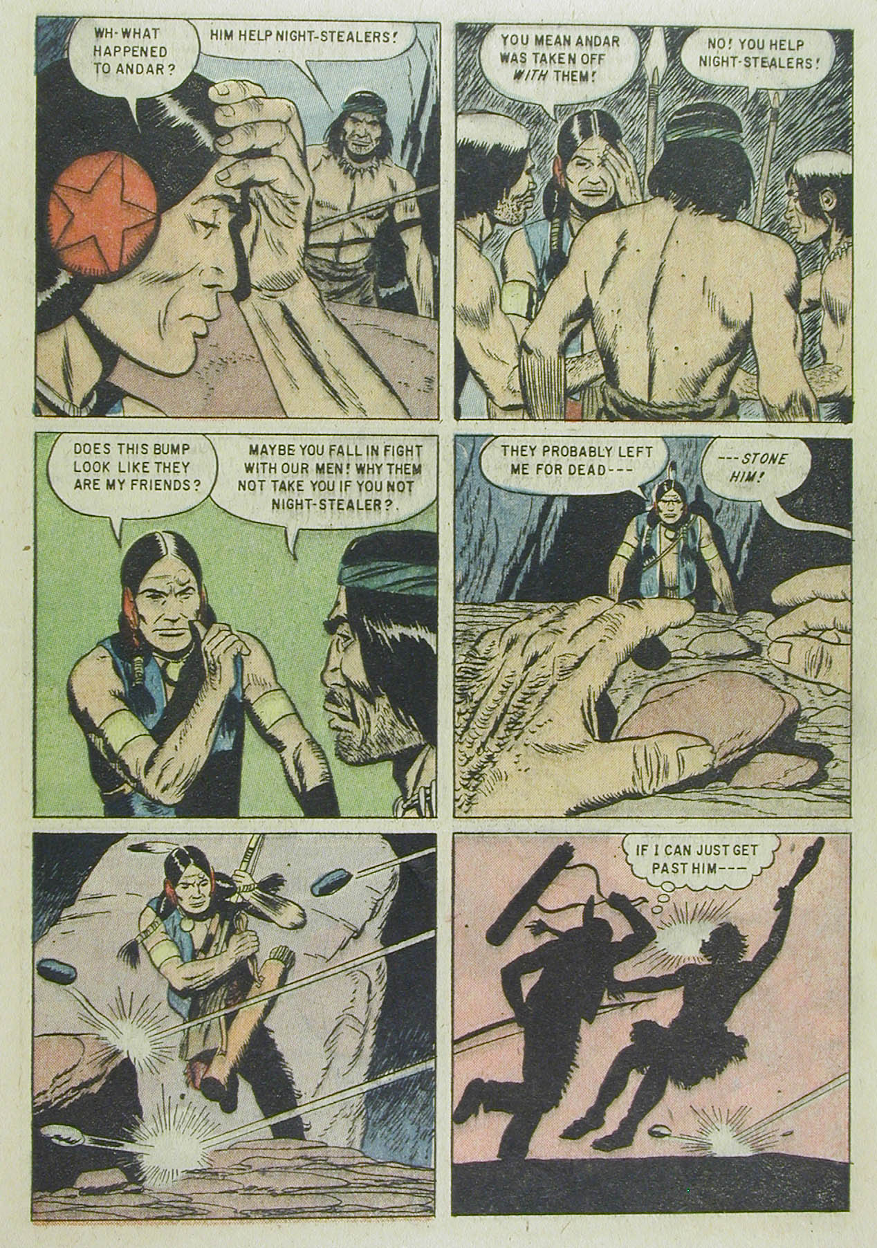 Read online Turok, Son of Stone comic -  Issue #13 - 9