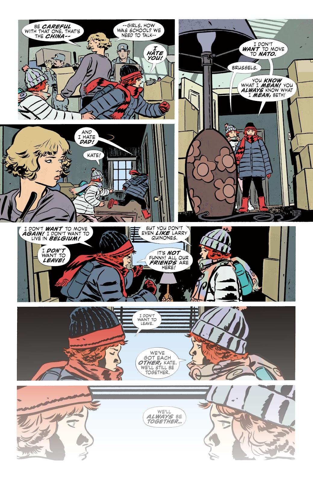 Read online Detective Comics (1937) comic -  Issue # _TPB Batwoman - Elegy (Part 1) - 90