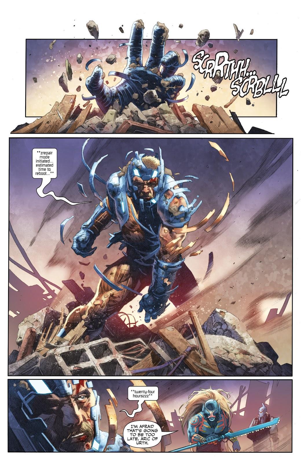 Read online X-O Manowar (2017) comic -  Issue #24 - 9
