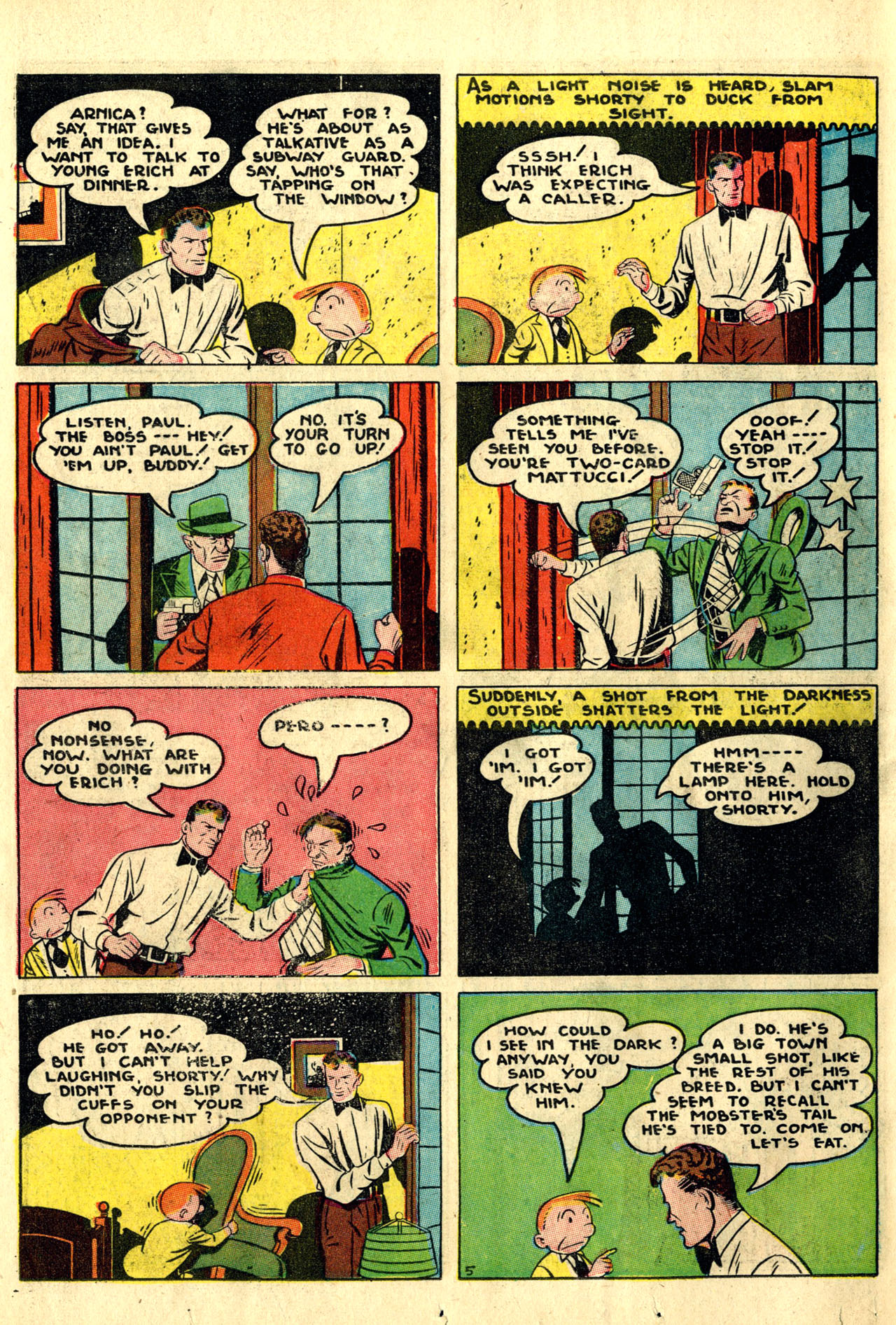 Read online Detective Comics (1937) comic -  Issue #44 - 62