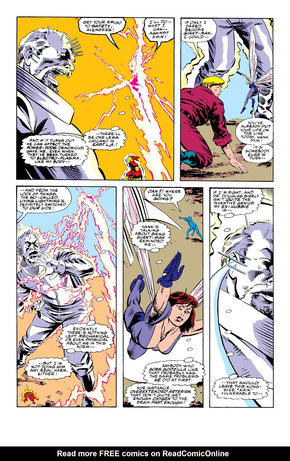 Avengers West Coast (1989) issue 74 - Page 18