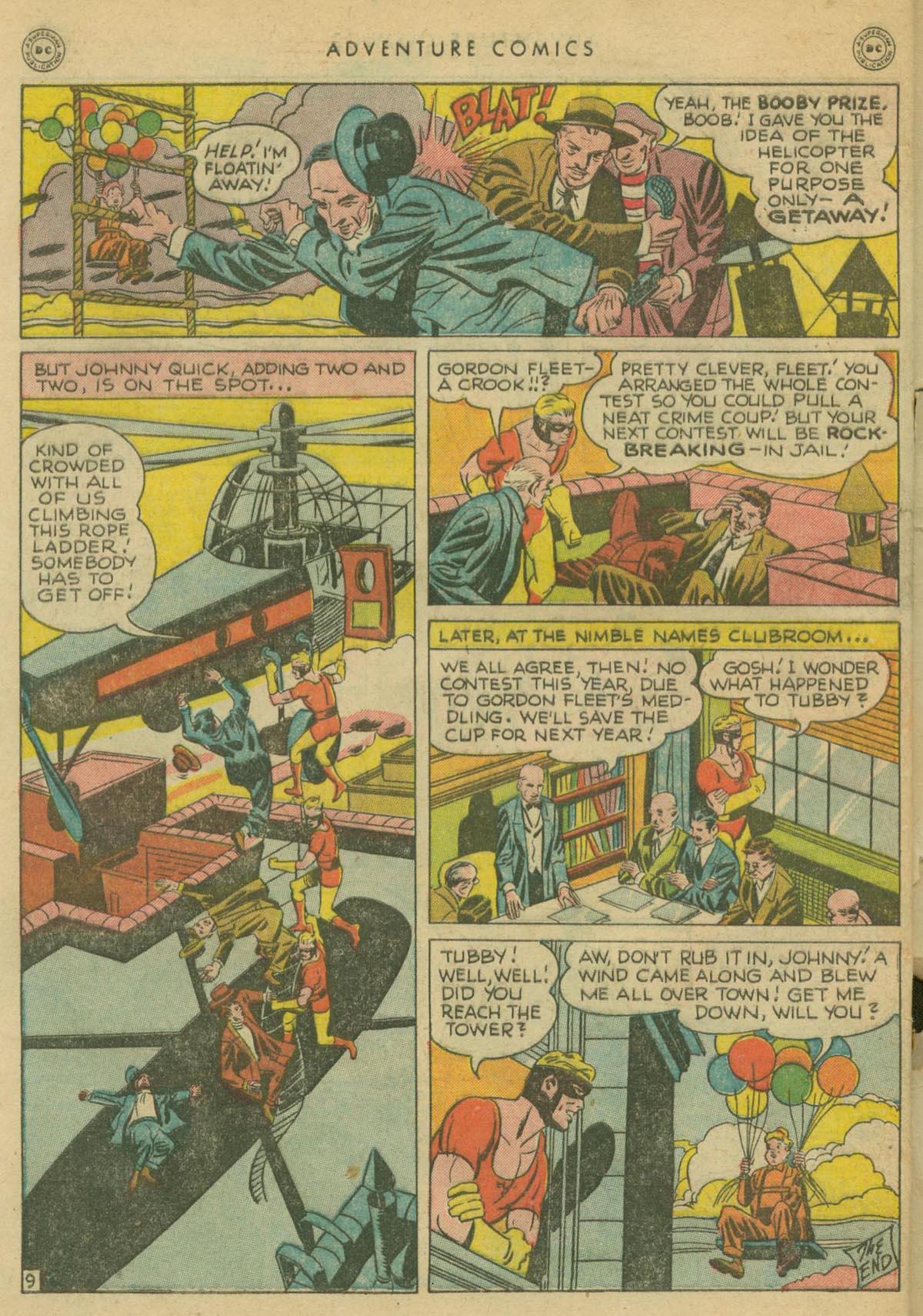 Read online Adventure Comics (1938) comic -  Issue #130 - 47