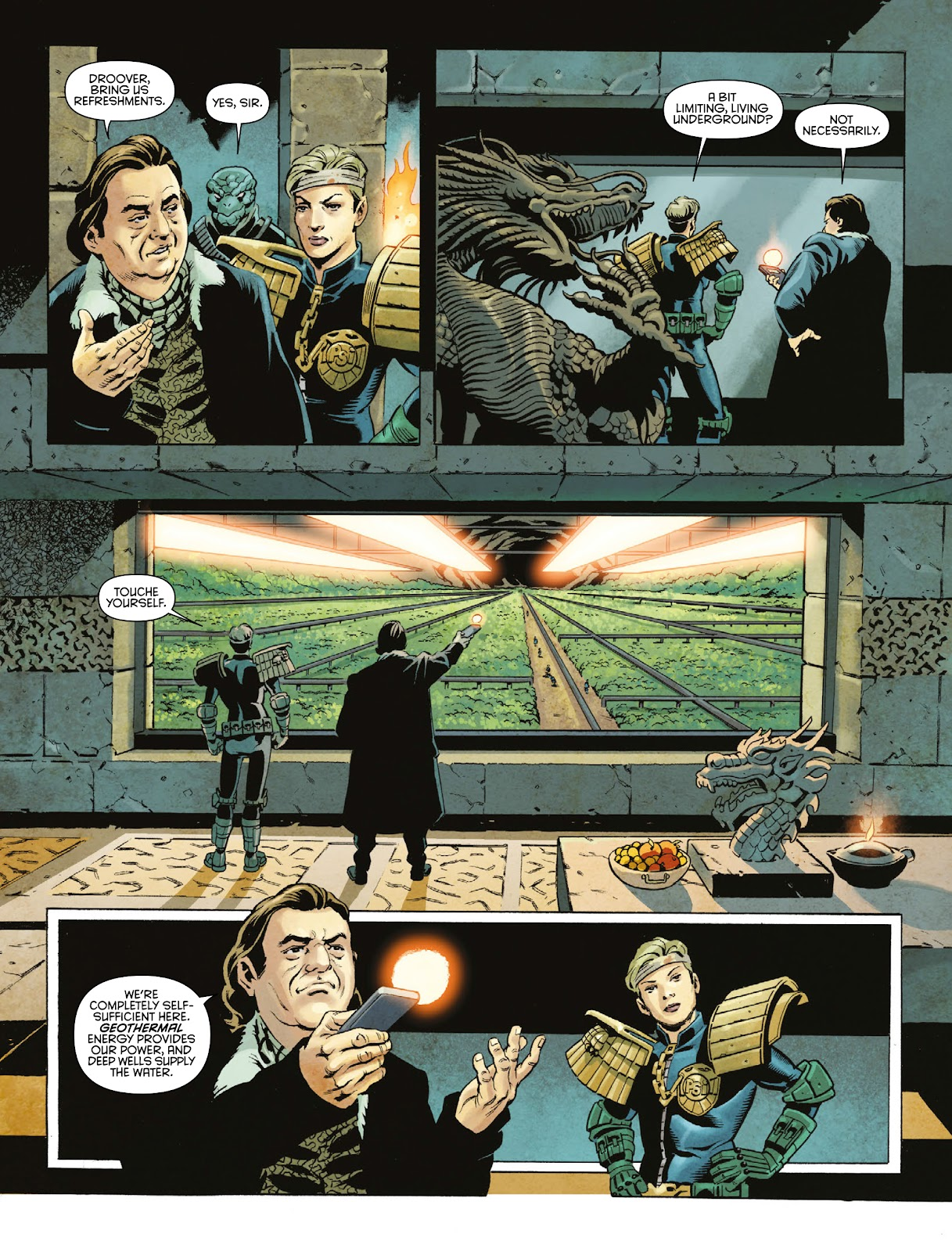 Judge Dredd Megazine (Vol. 5) Issue #382 #181 - English 43