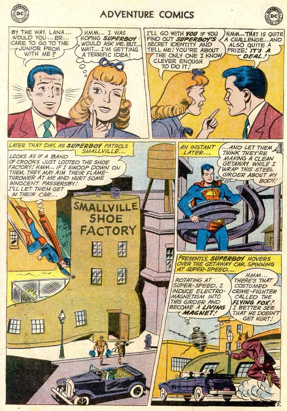 Read online Adventure Comics (1938) comic -  Issue #275 - 7