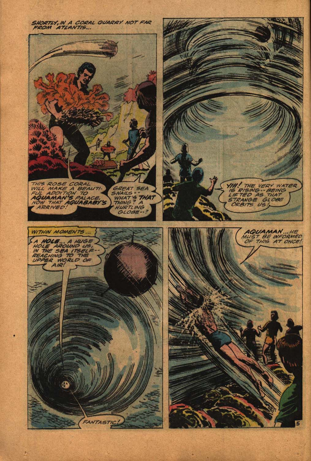 Read online Aquaman (1962) comic -  Issue #24 - 8
