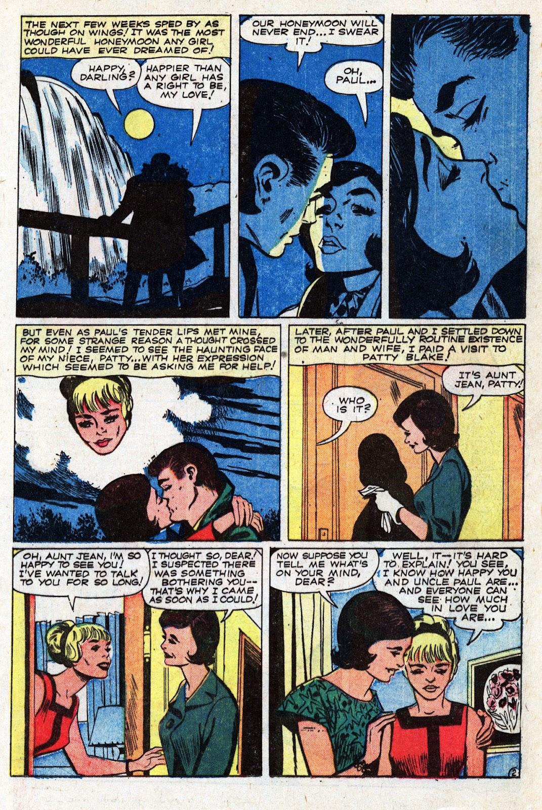 Love Romances (1949) issue 95 - Page 21
