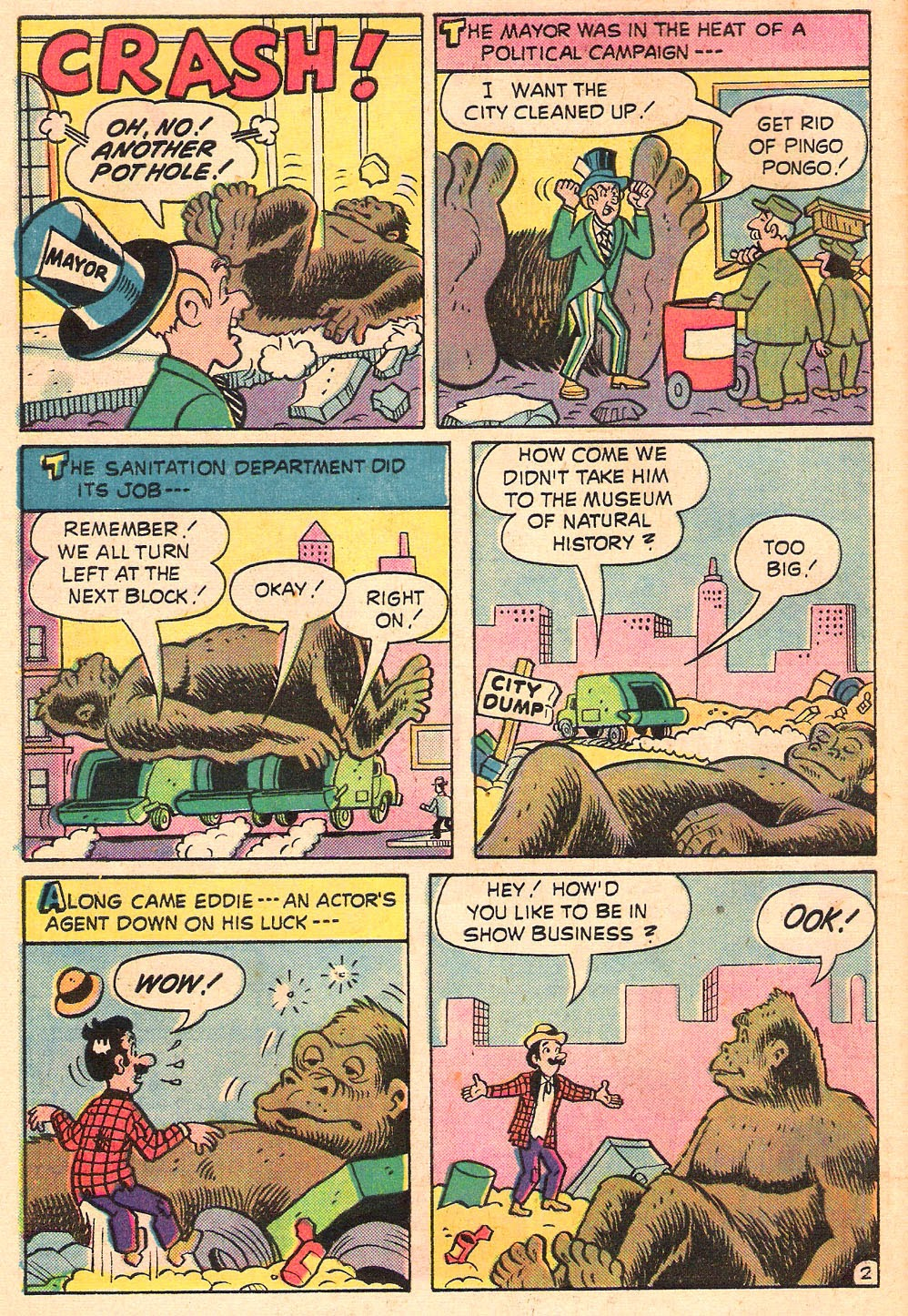Read online Madhouse Comics comic -  Issue #98 - 21