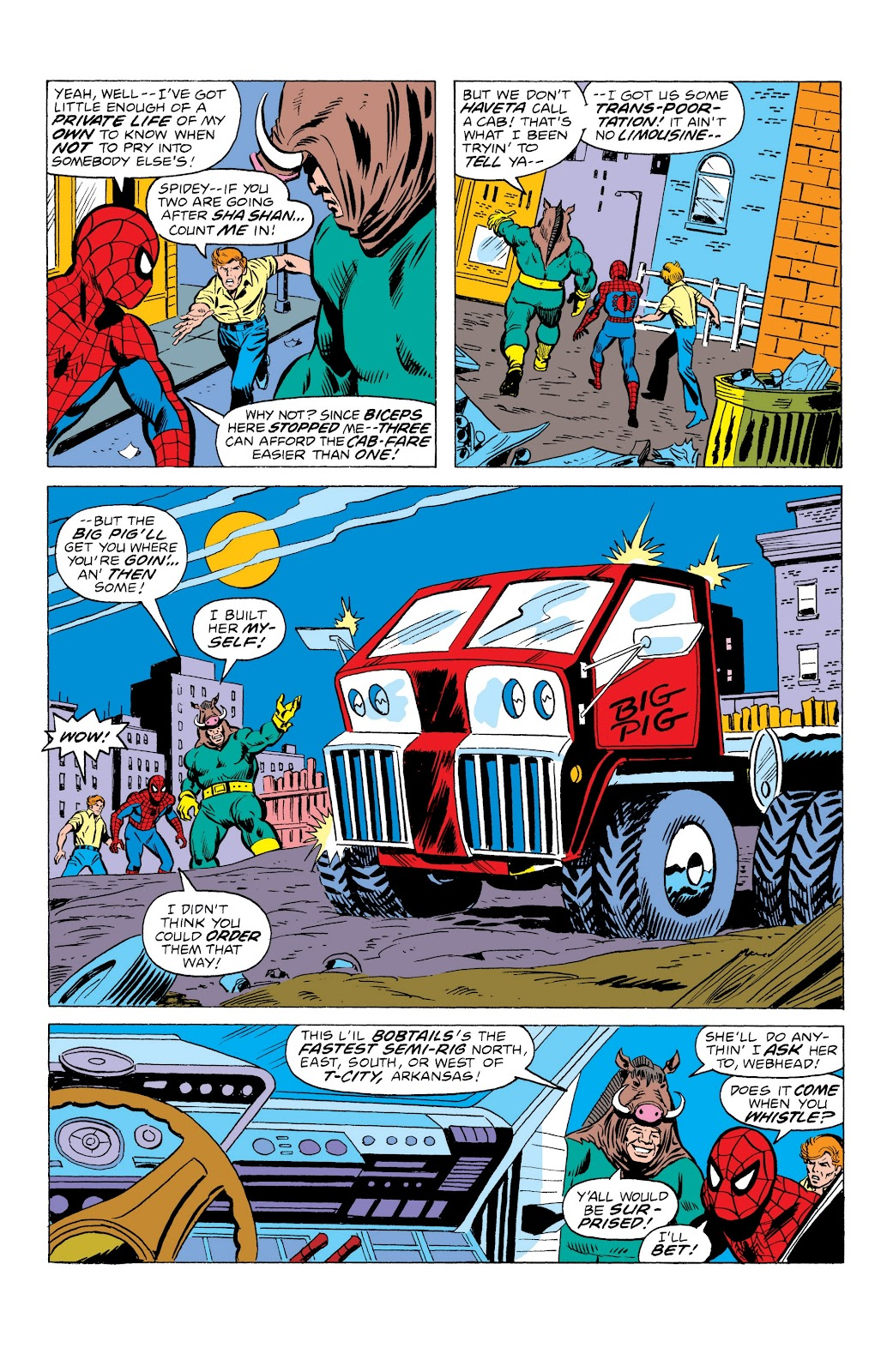 Read online Marvel Masterworks: The Spectacular Spider-Man comic -  Issue # TPB (Part 3) - 17