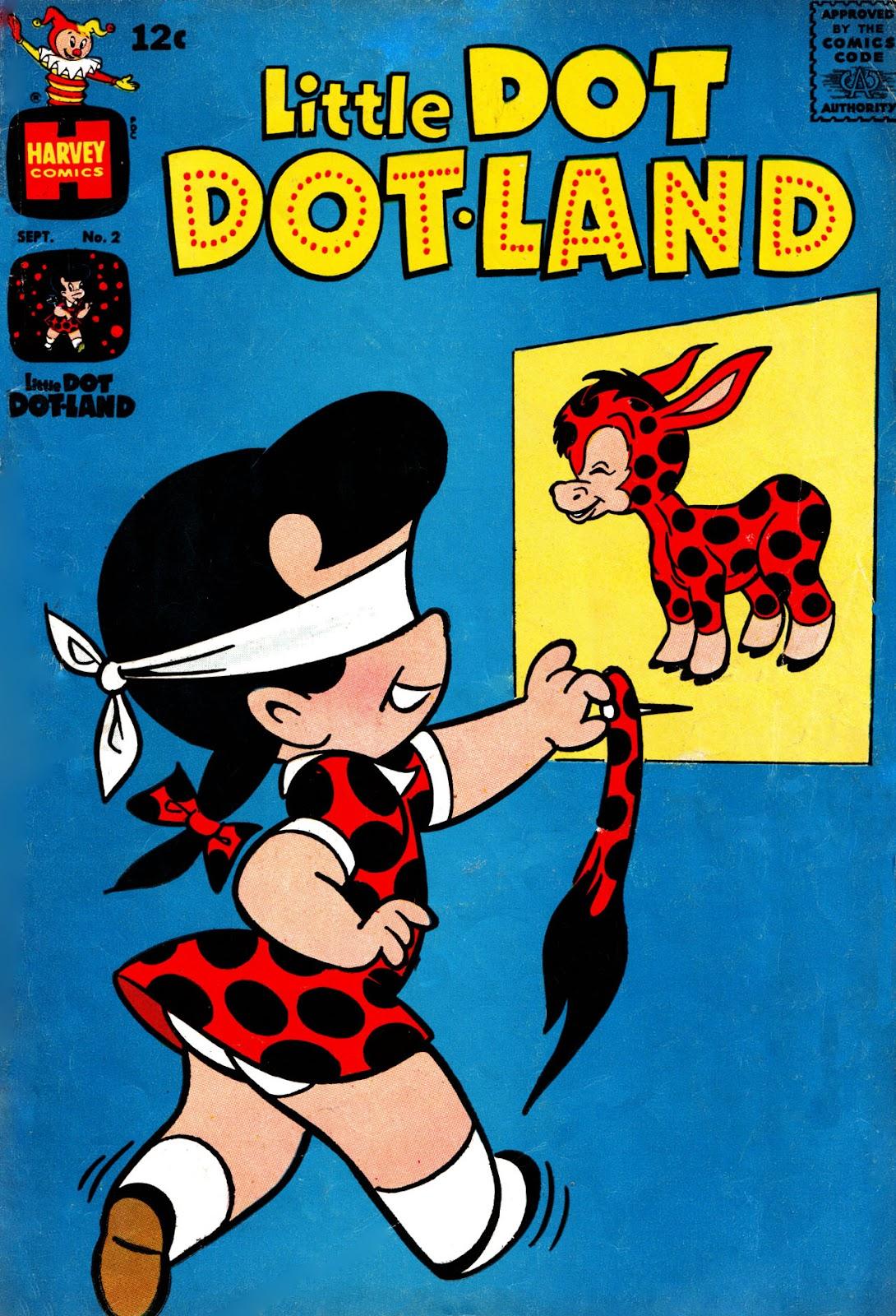 Little Dot Dotland 2 Page 1