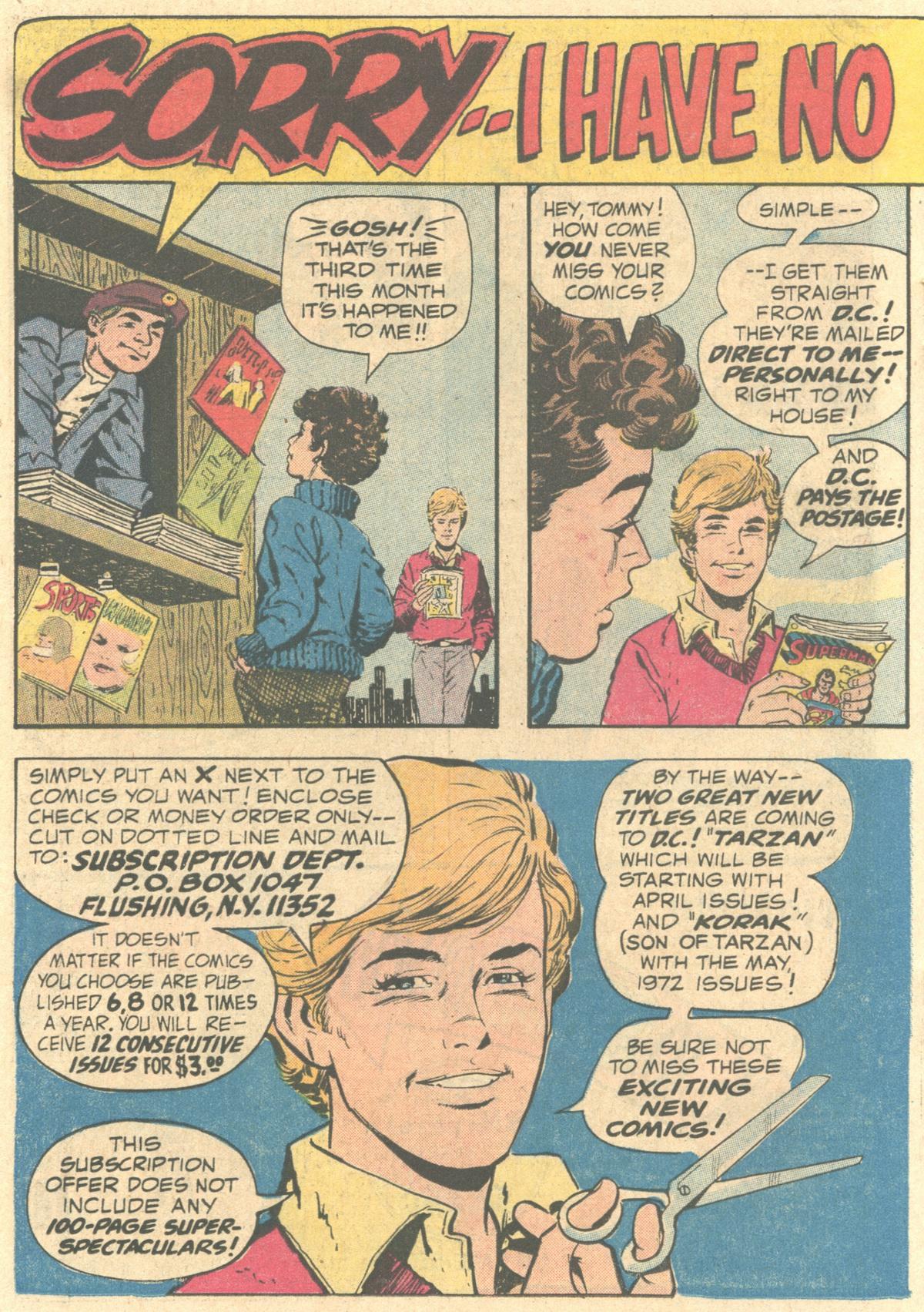 Read online Adventure Comics (1938) comic -  Issue #415 - 26