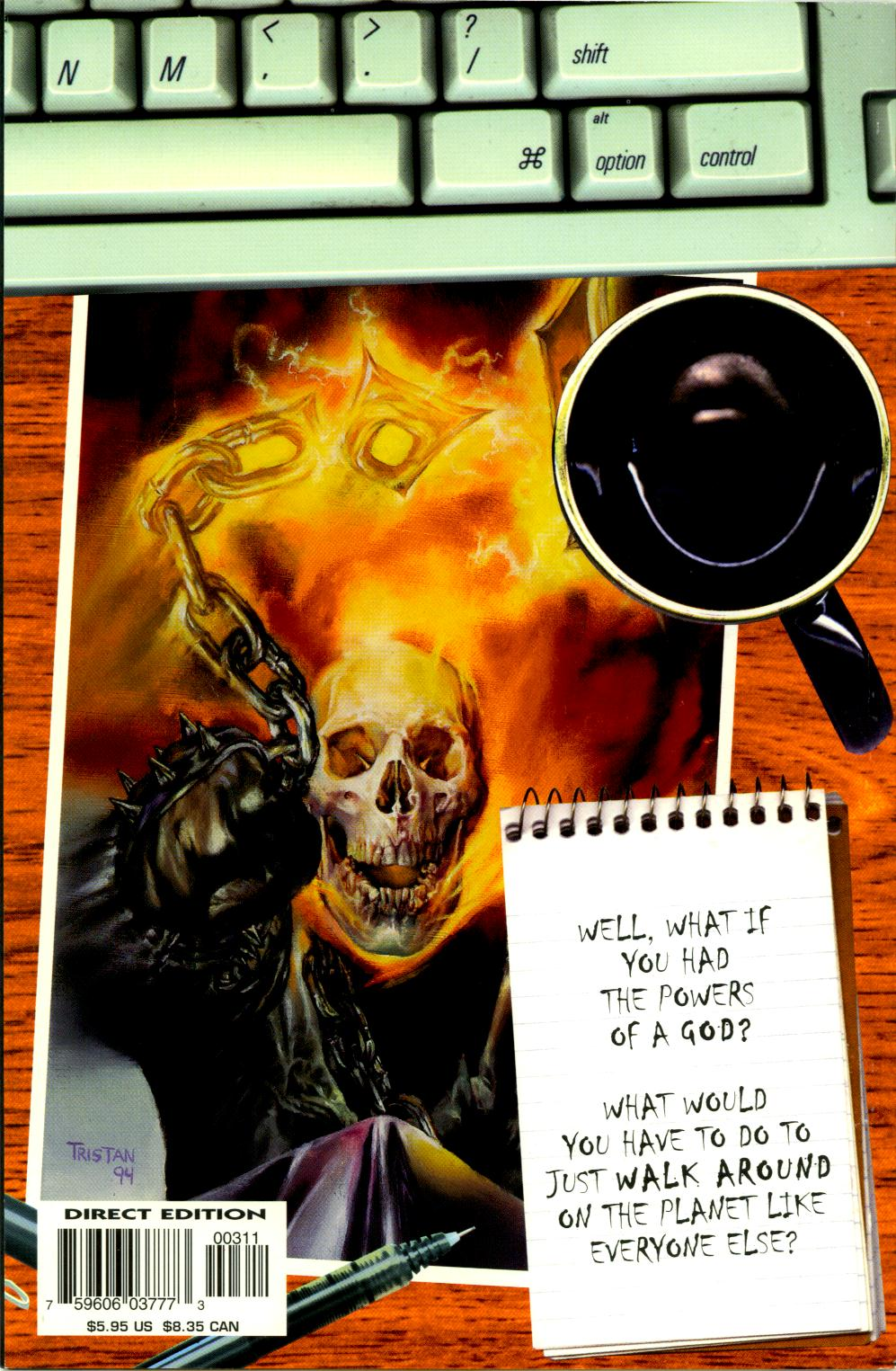 Read online Code of Honor comic -  Issue #3 - 47