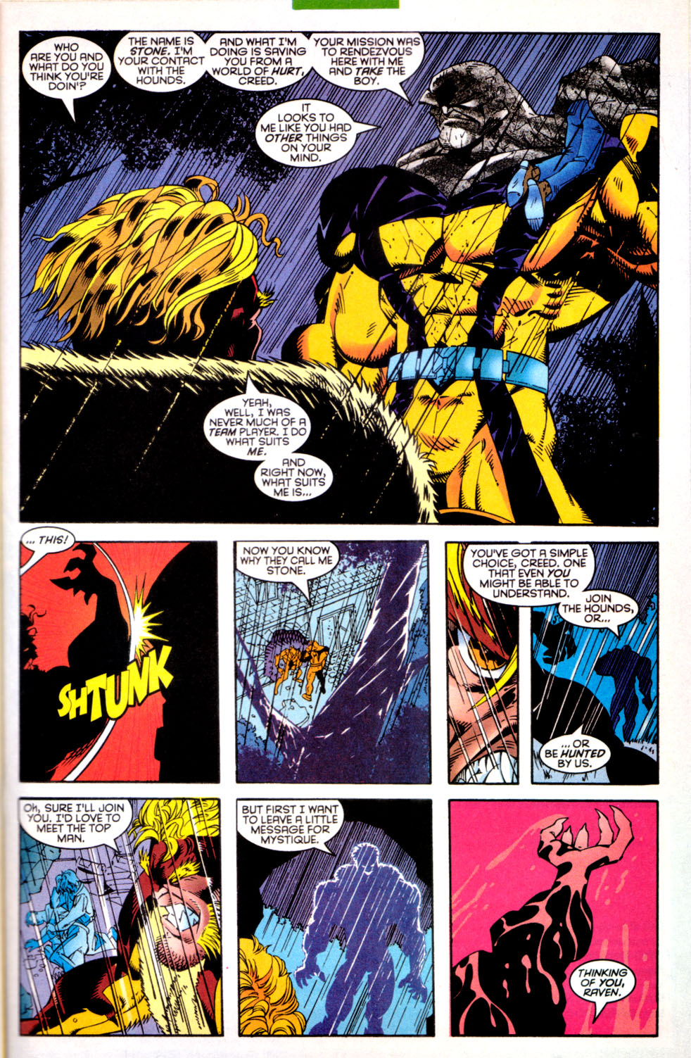 Read online X-Factor (1986) comic -  Issue #137 - 16